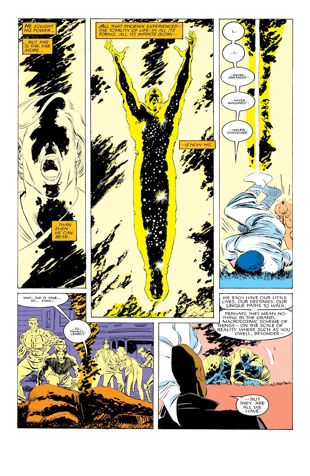 Uncanny X-Men (1963) issue 203 - Page 22
