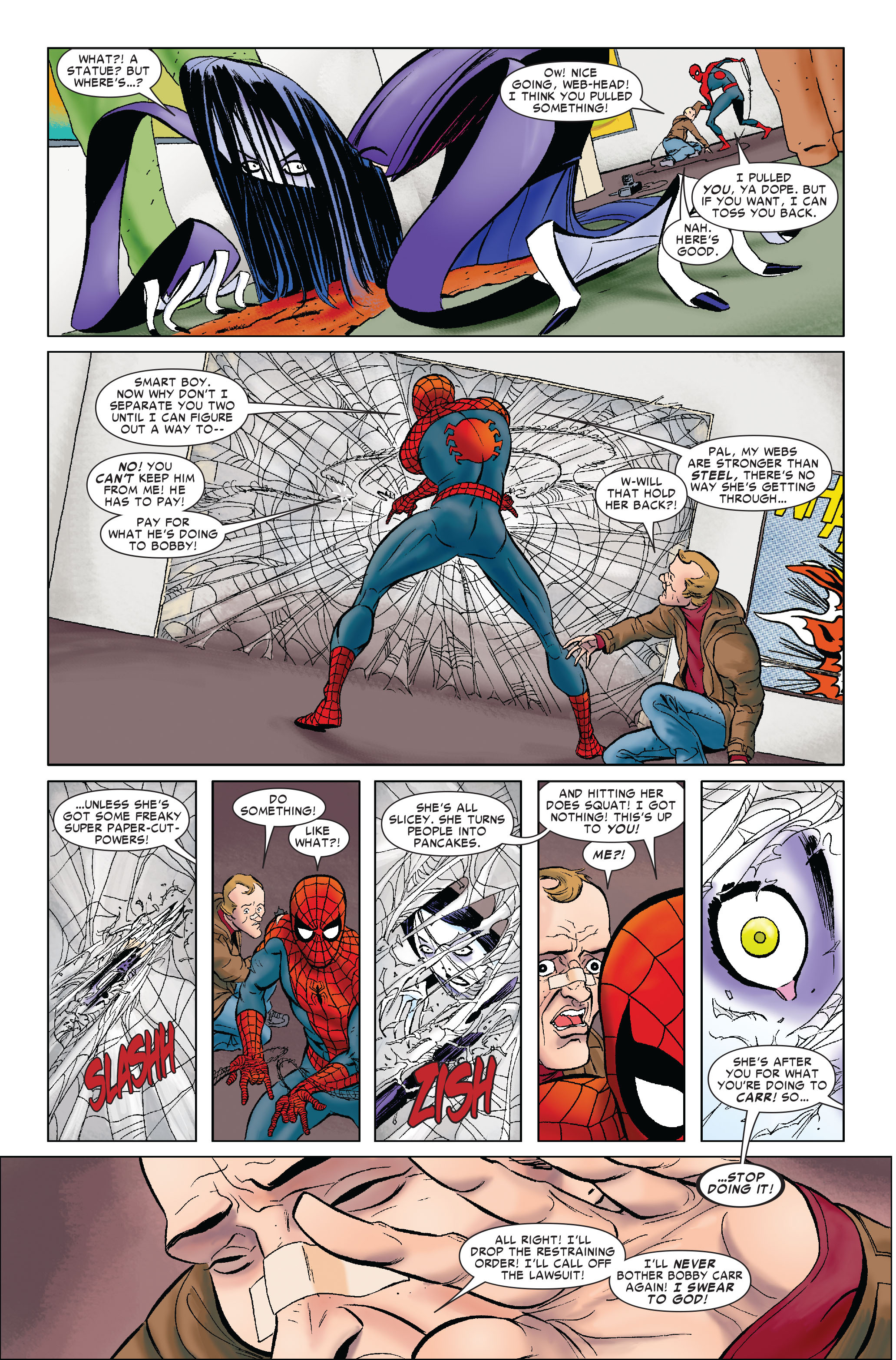The Amazing Spider-Man (1963) 560 Page 18