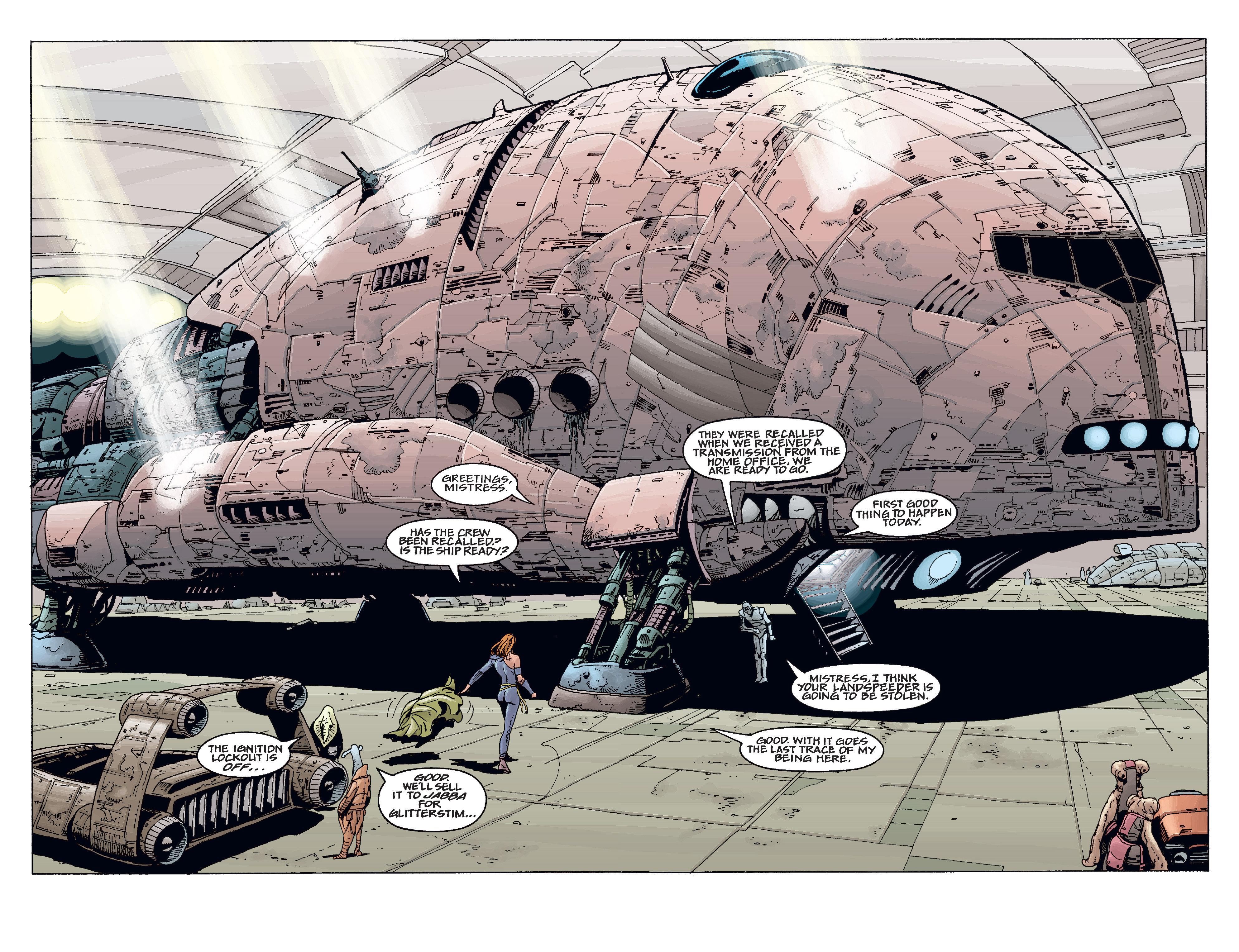 Read online Star Wars Omnibus comic -  Issue # Vol. 11 - 165
