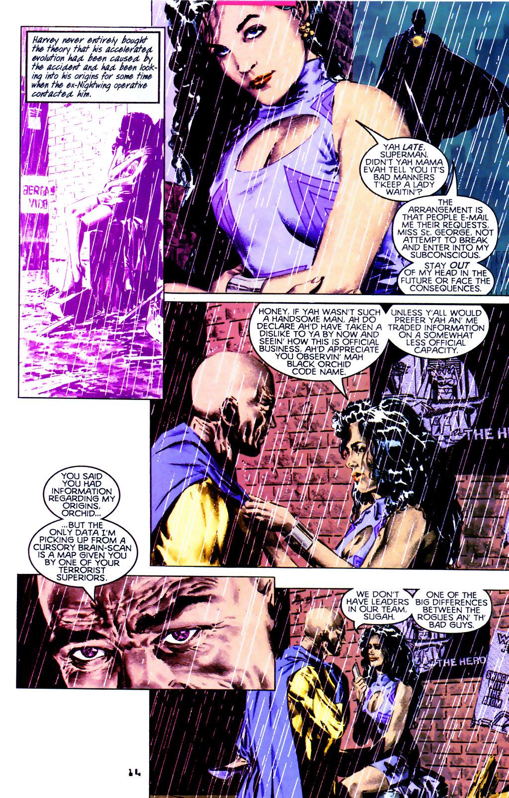 Read online Tangent Comics/ The Superman comic -  Issue # Full - 15