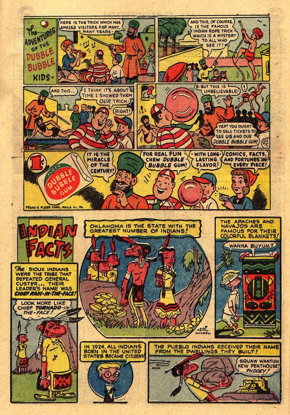 Read online All-Star Western (1951) comic -  Issue #80 - 17