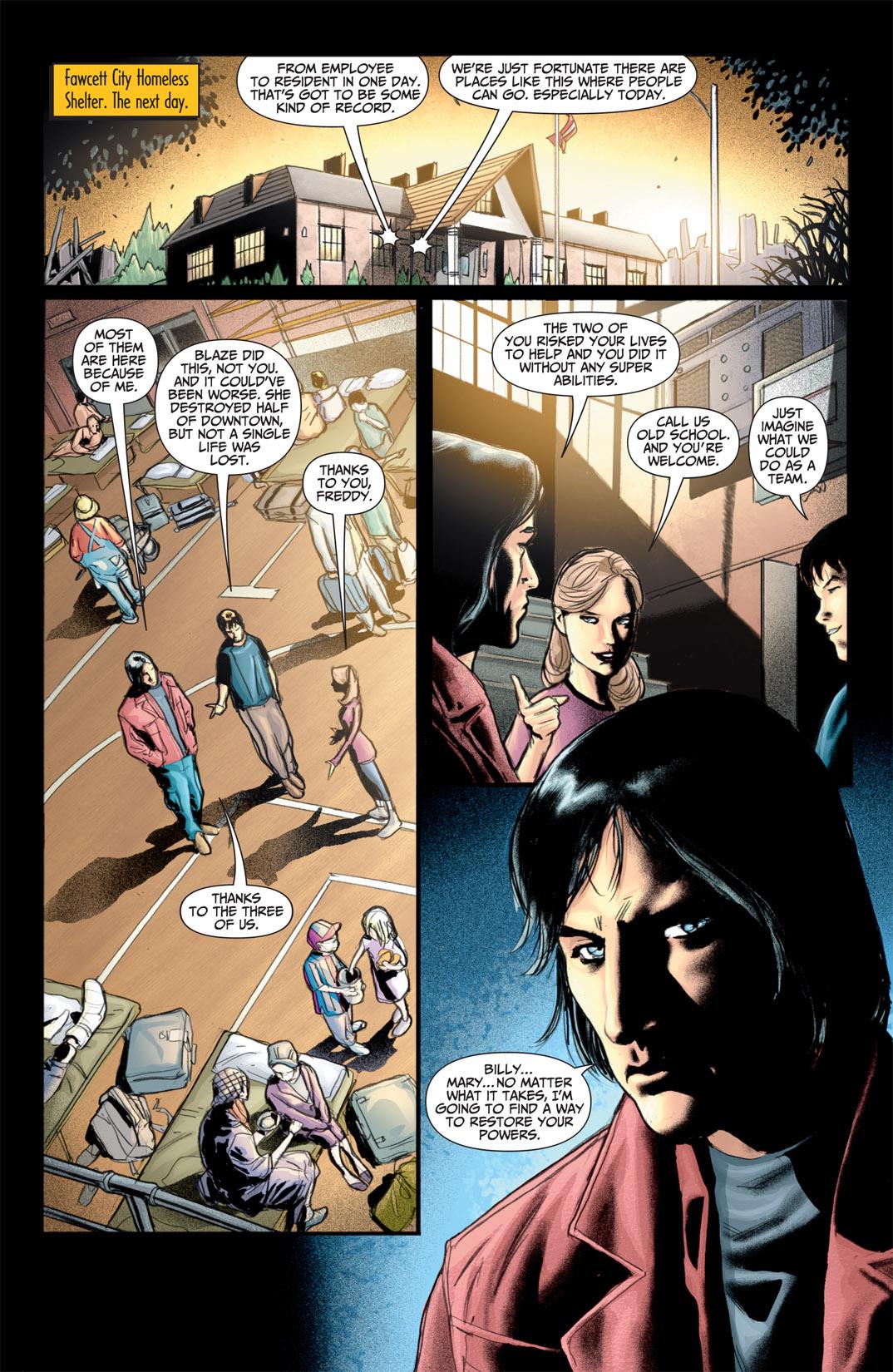 Read online Shazam! (2011) comic -  Issue #1 - 19