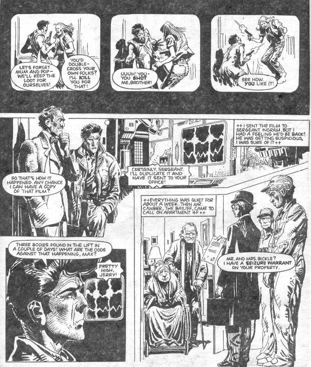Read online The Thirteenth Floor (2007) comic -  Issue # Full - 22