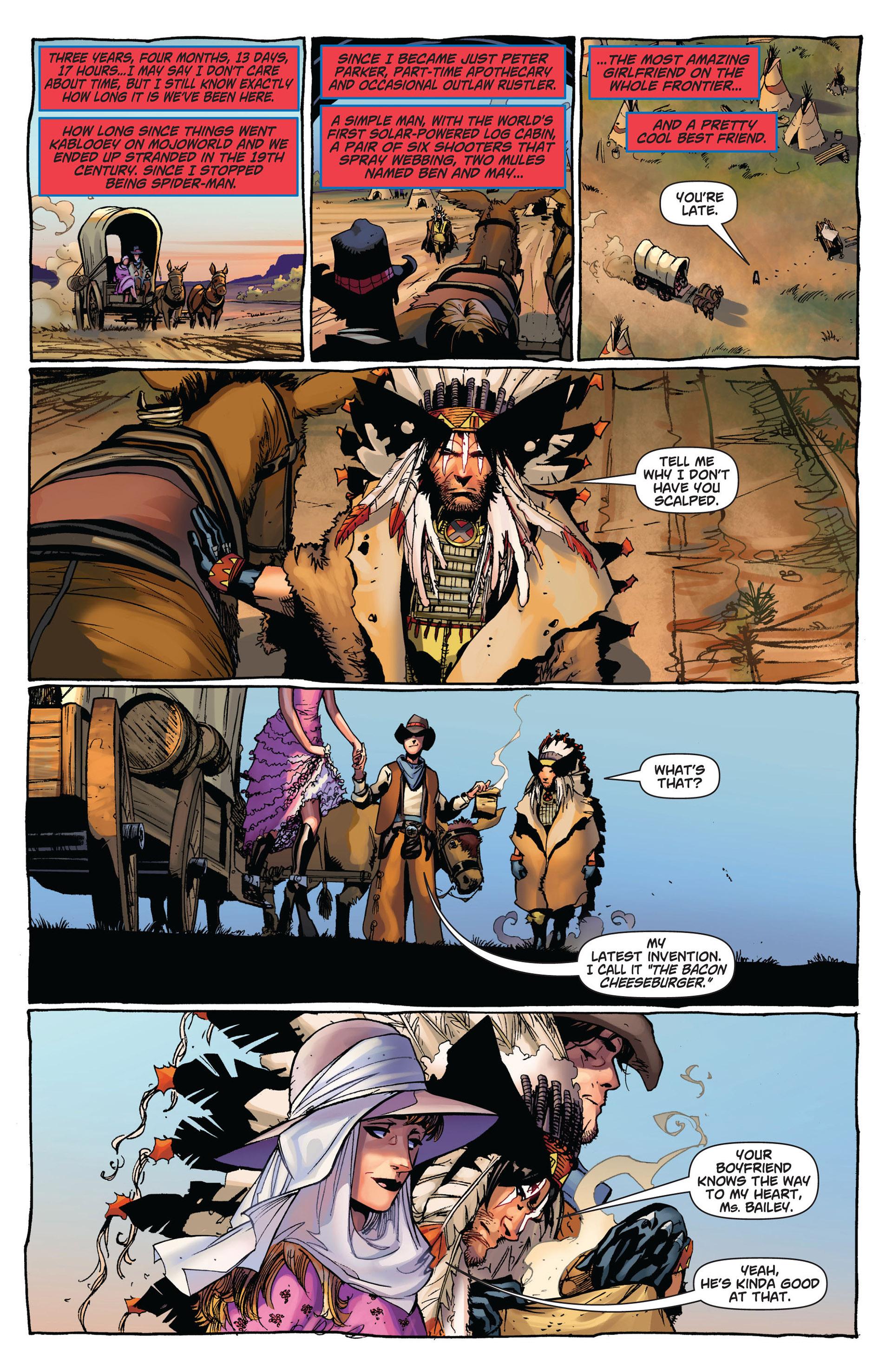 Read online Astonishing Spider-Man & Wolverine comic -  Issue #6 - 4
