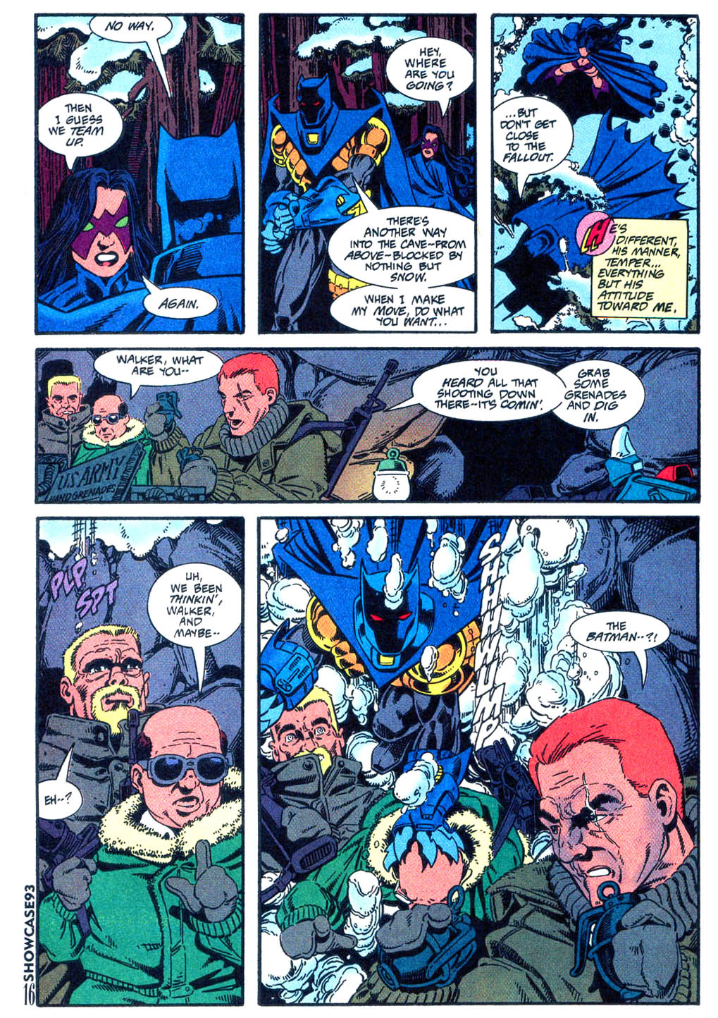 Read online Showcase '93 comic -  Issue #10 - 13