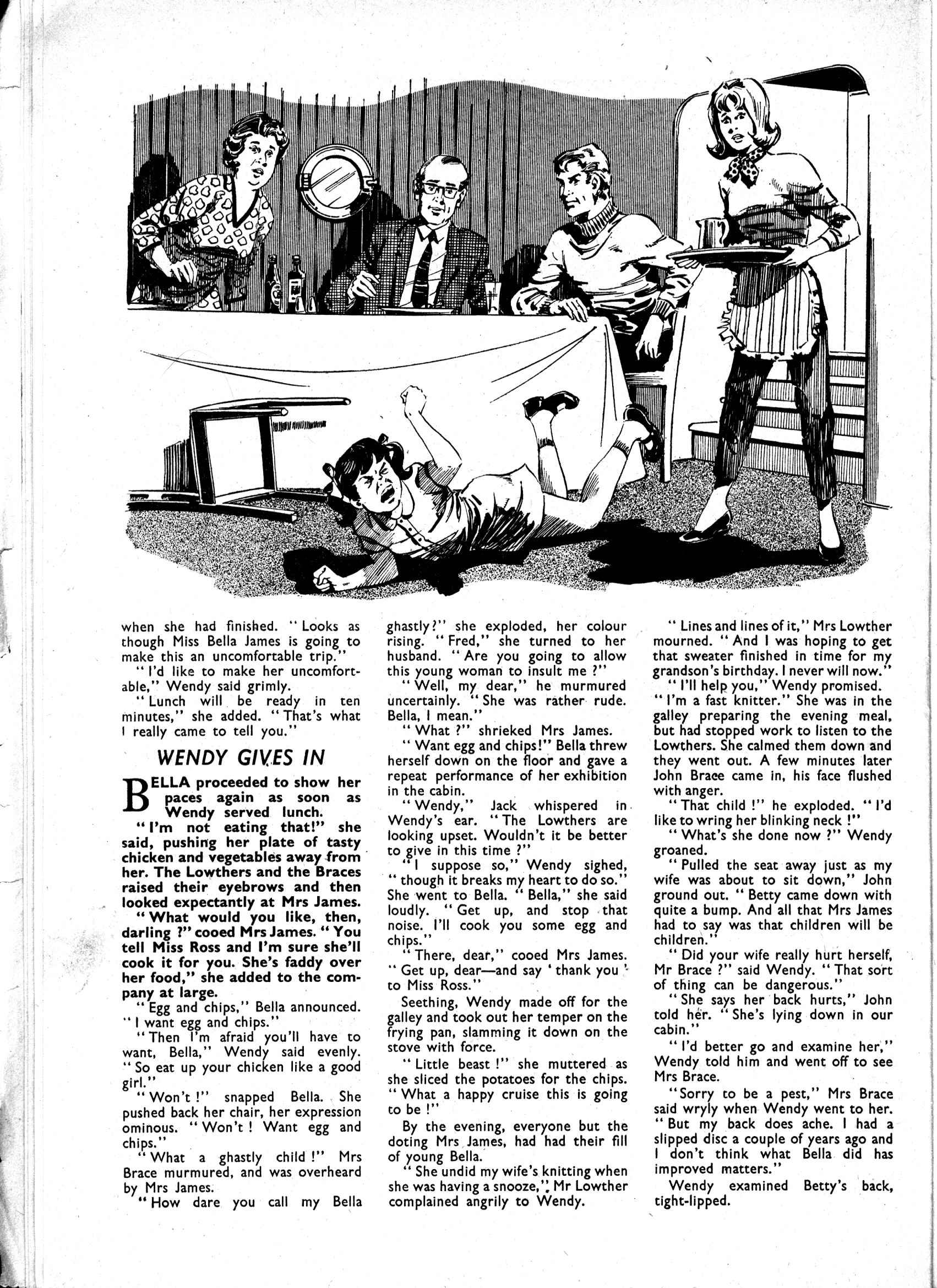 Read online Judy comic -  Issue #391 - 14