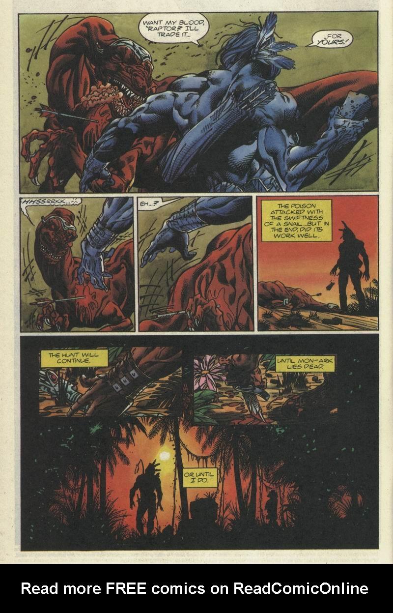 Read online Turok, Dinosaur Hunter (1993) comic -  Issue #2 - 5