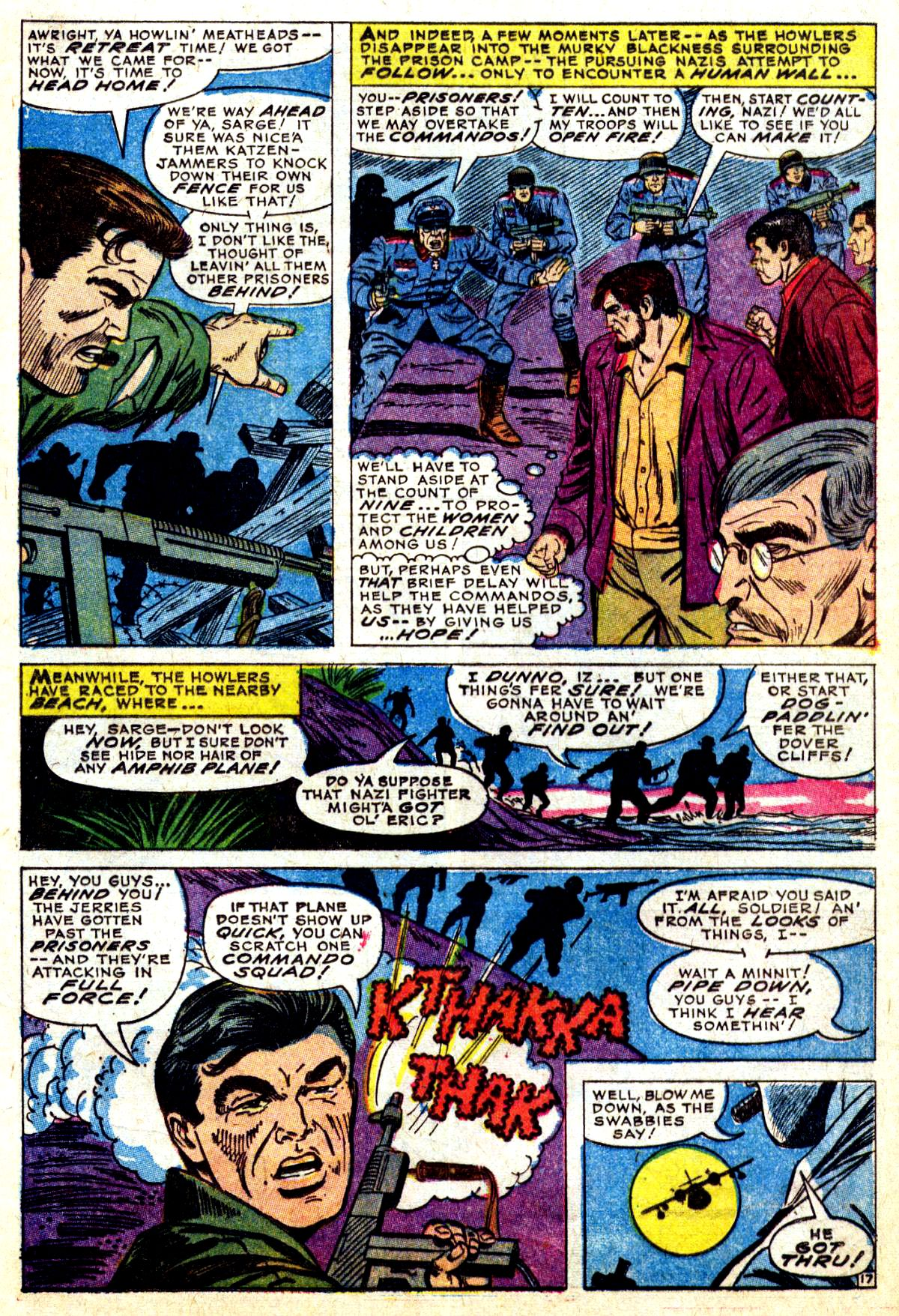 Read online Sgt. Fury comic -  Issue #38 - 25