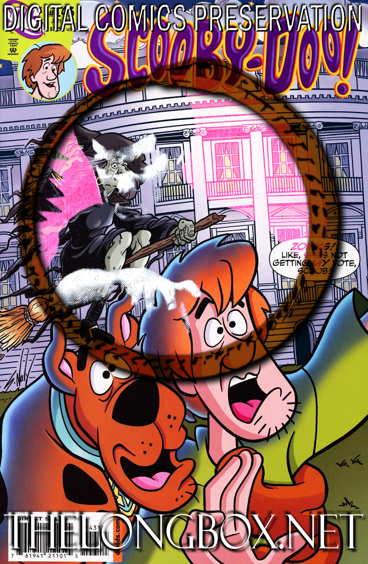 Read online Scooby-Doo (1997) comic -  Issue #143 - 24