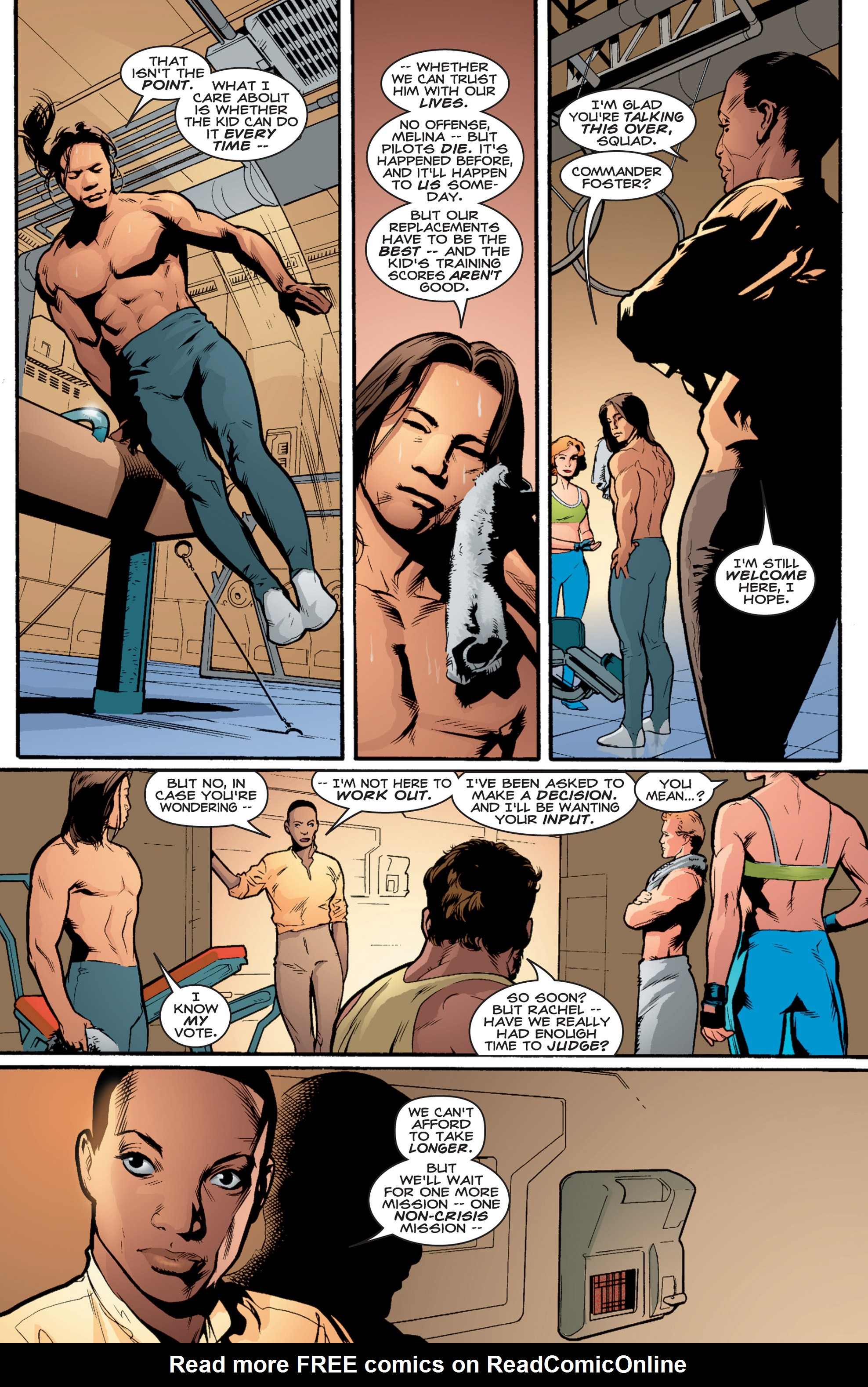 Read online Shockrockets comic -  Issue # TPB - 43