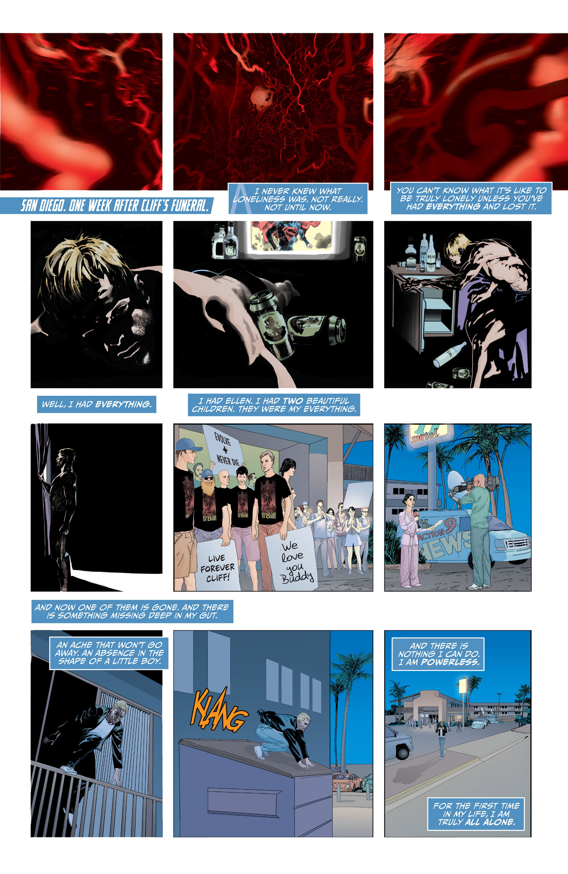 Read online Animal Man (2011) comic -  Issue #Animal Man (2011) _Annual 2 - 2