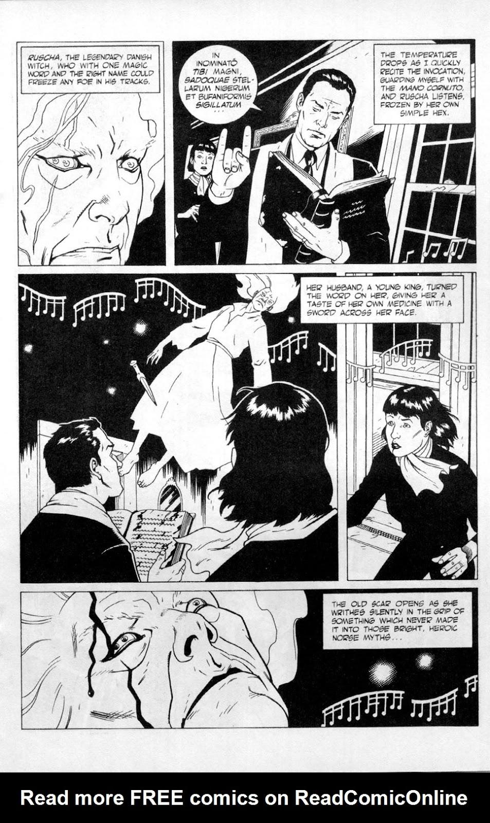Dark Horse Presents (1986) Issue #142 #147 - English 15