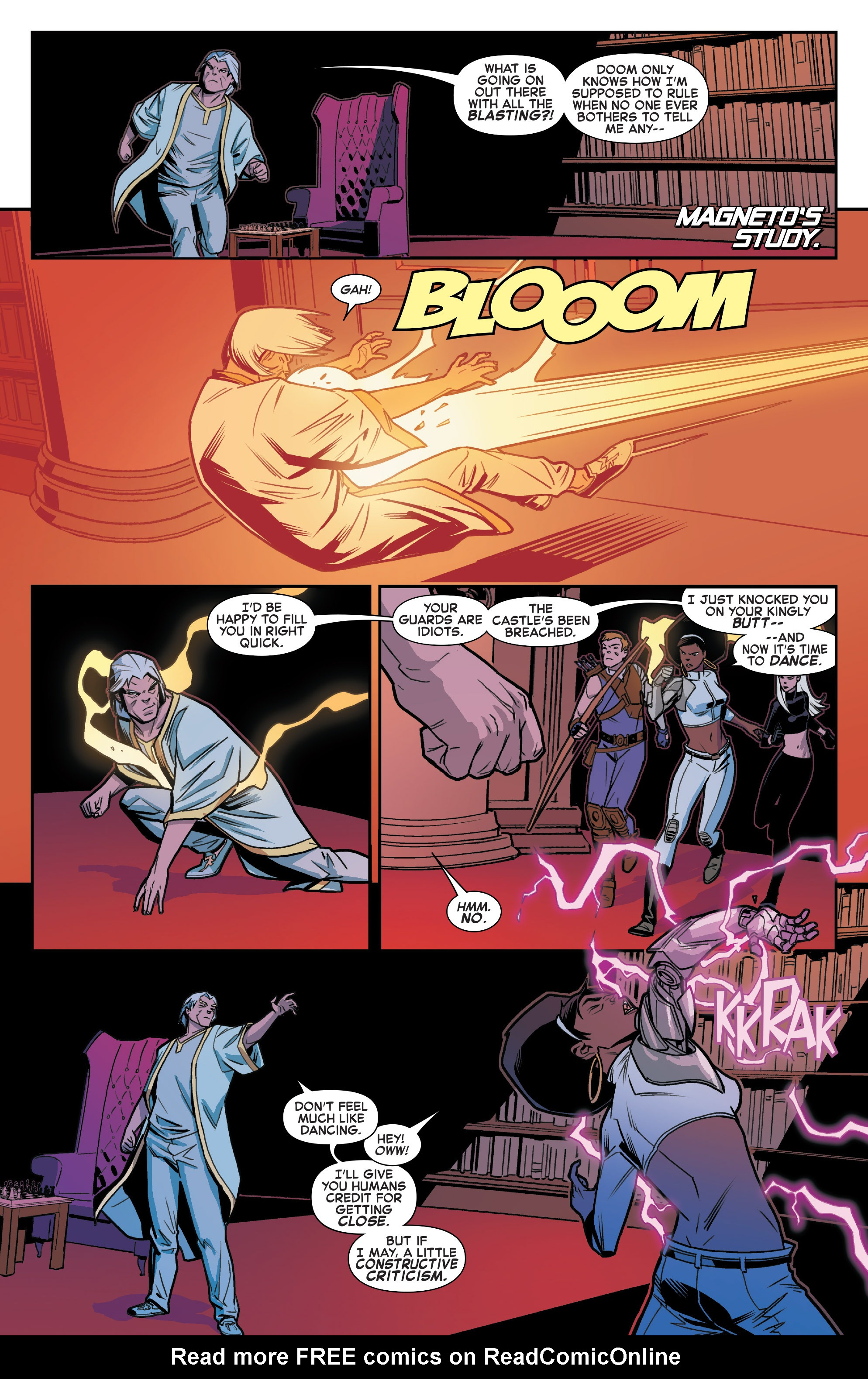 Read online House of M (2015) comic -  Issue #2 - 14