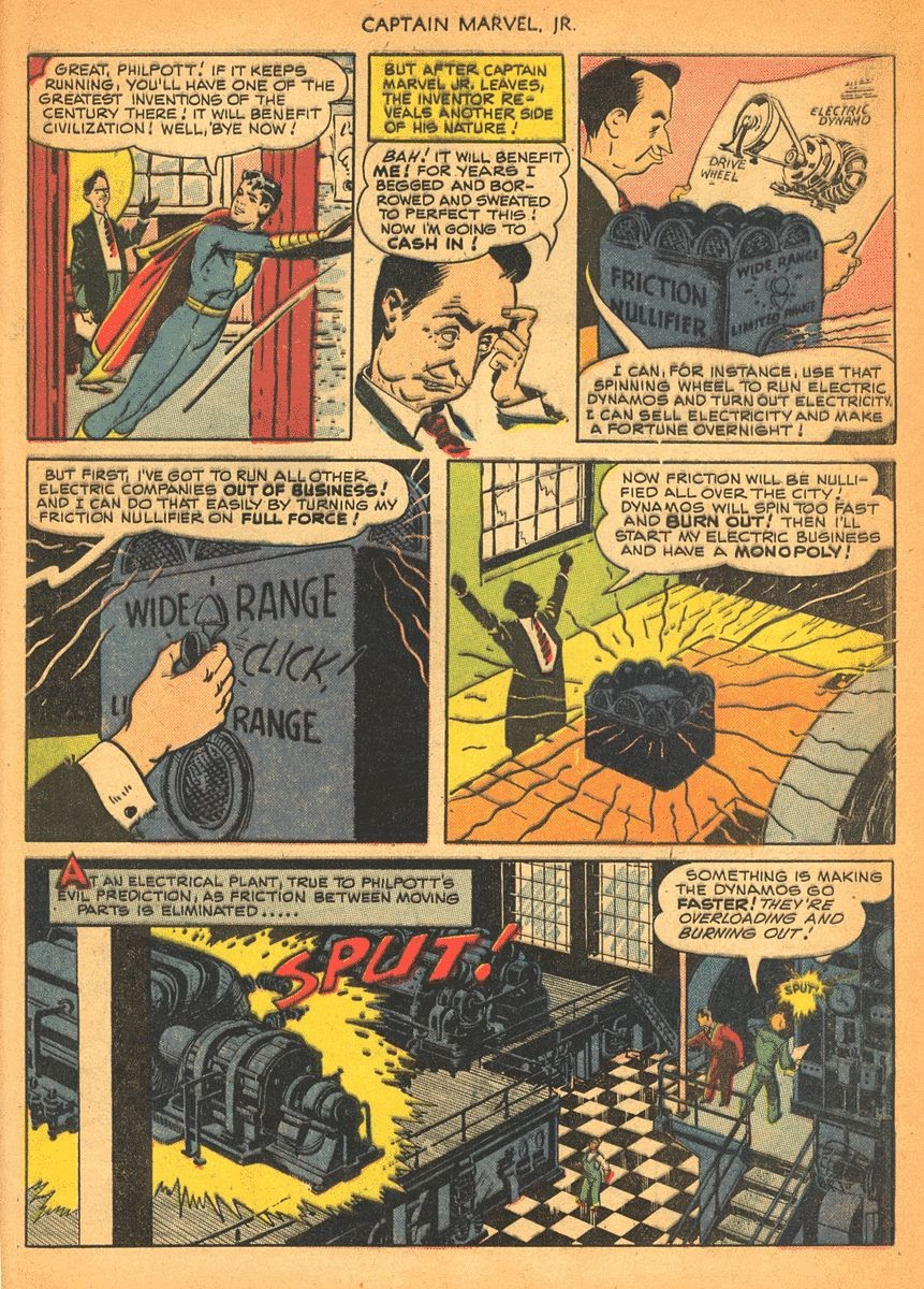 Captain Marvel, Jr. issue 84 - Page 29