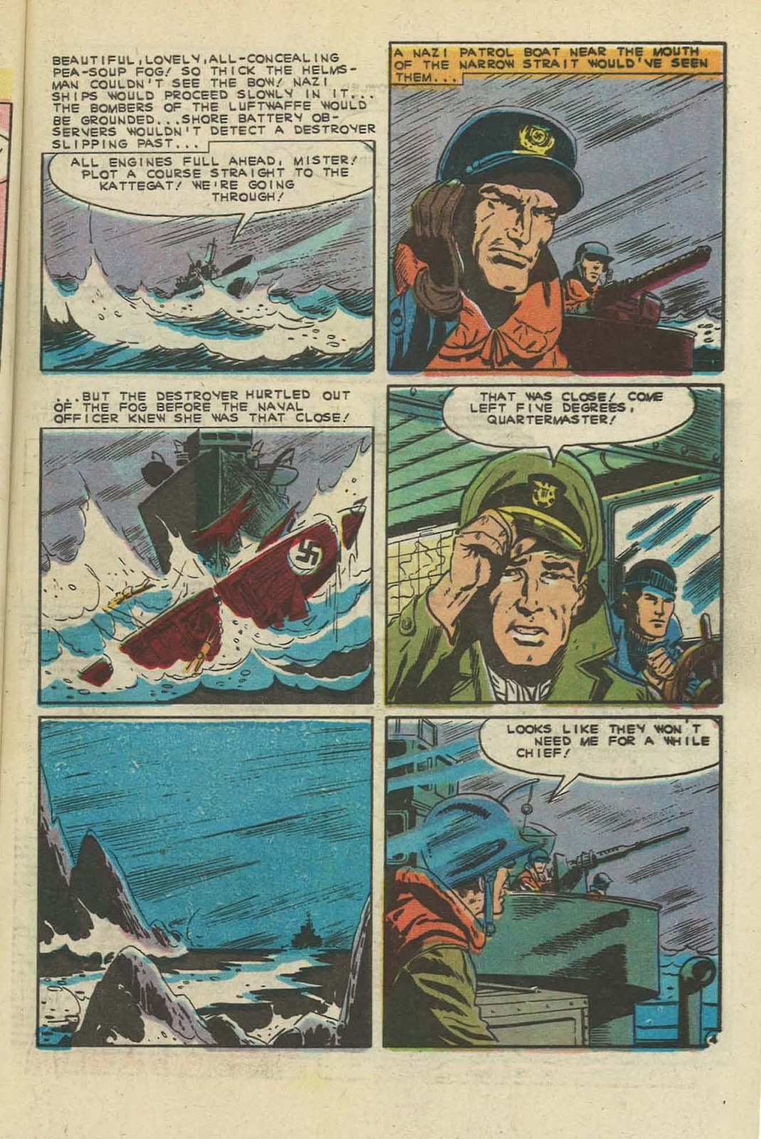 Read online Fightin' Navy comic -  Issue #129 - 27