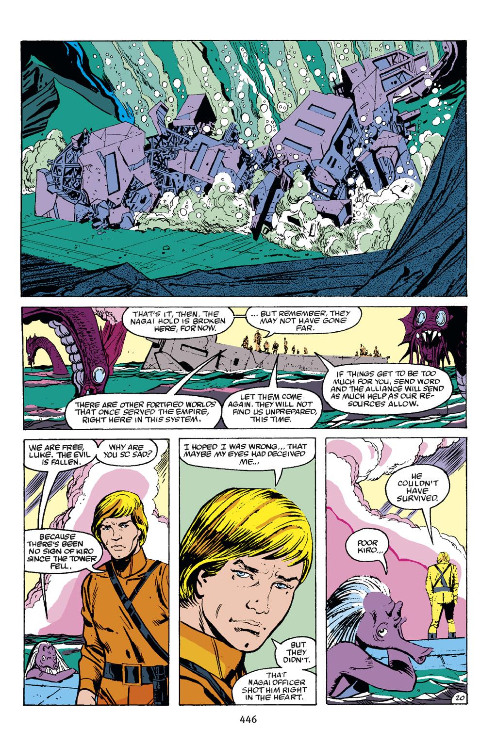 Read online Star Wars Omnibus comic -  Issue # Vol. 21.5 - 172