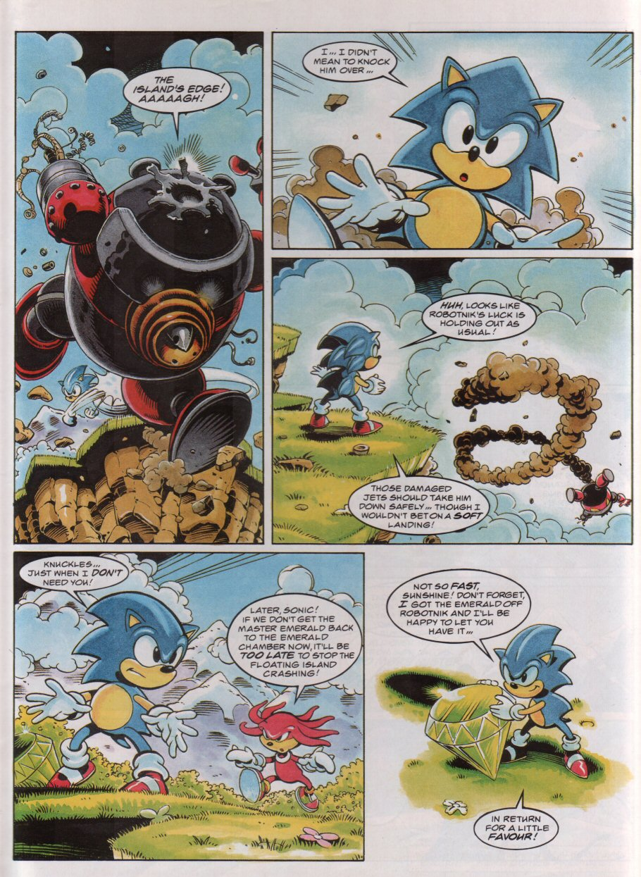 Read online Sonic the Comic comic -  Issue #53 - 7