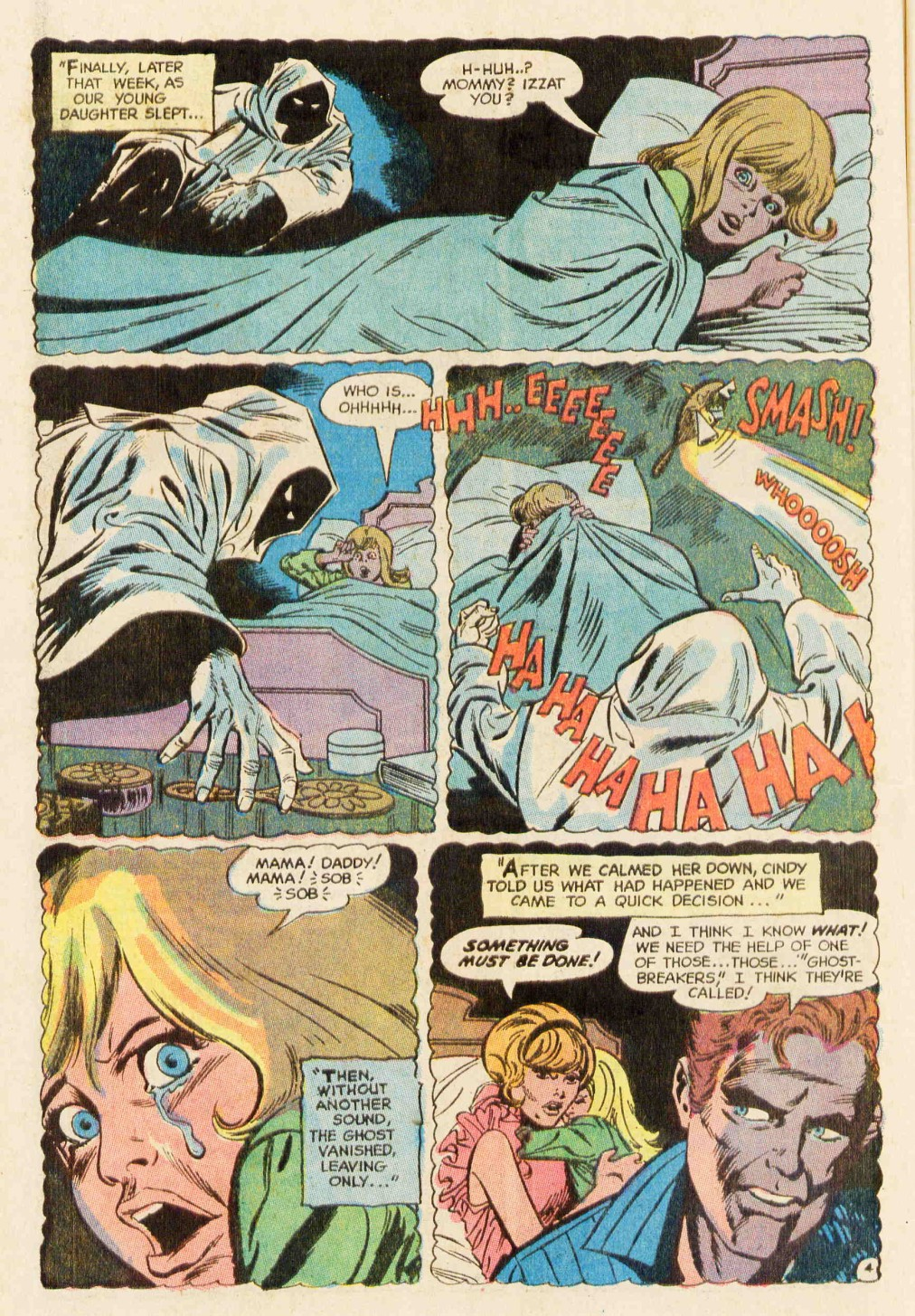 House of Secrets (1956) issue 95 - Page 16