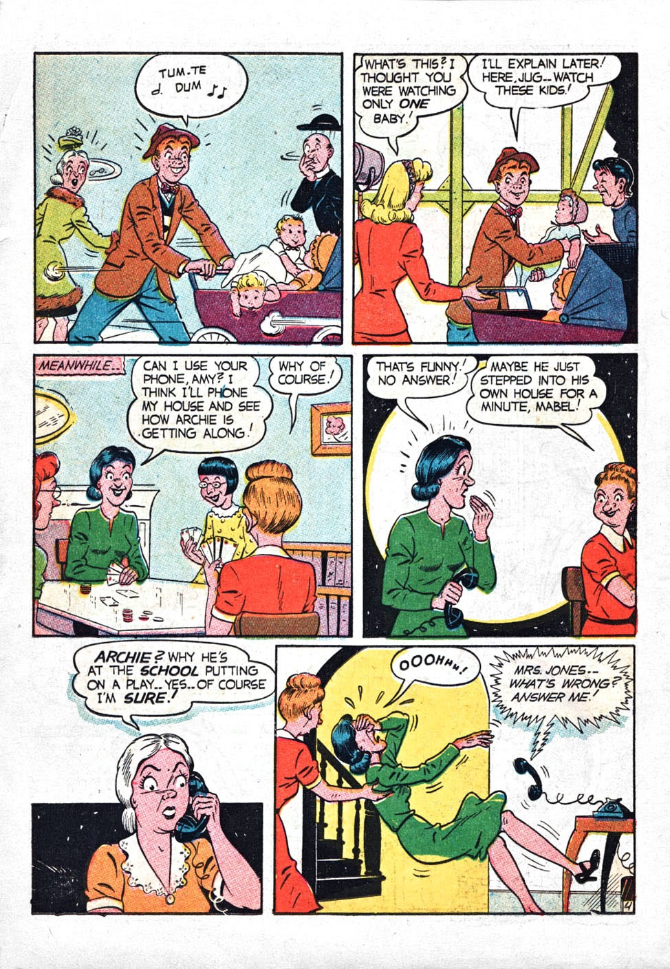 Archie Comics issue 029 - Page 38