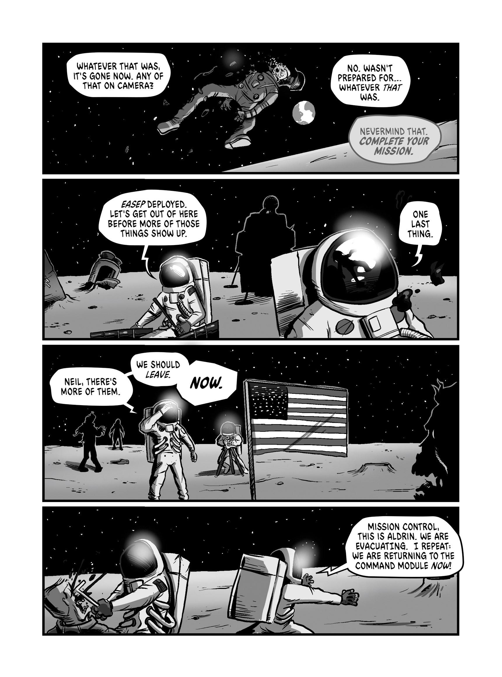 Read online FUBAR comic -  Issue #3 - 336