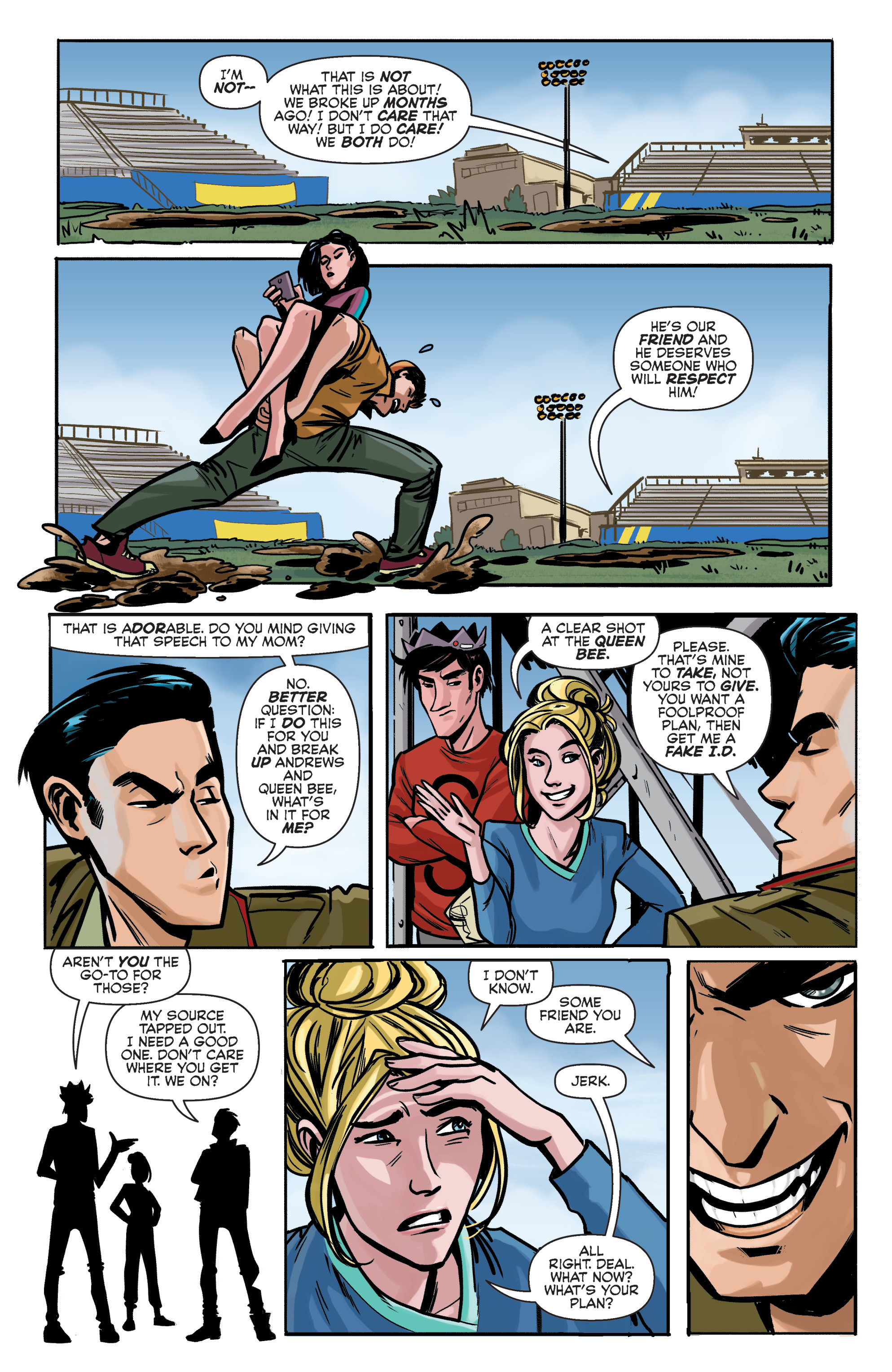 Read online Archie (2015) comic -  Issue #5 - 11