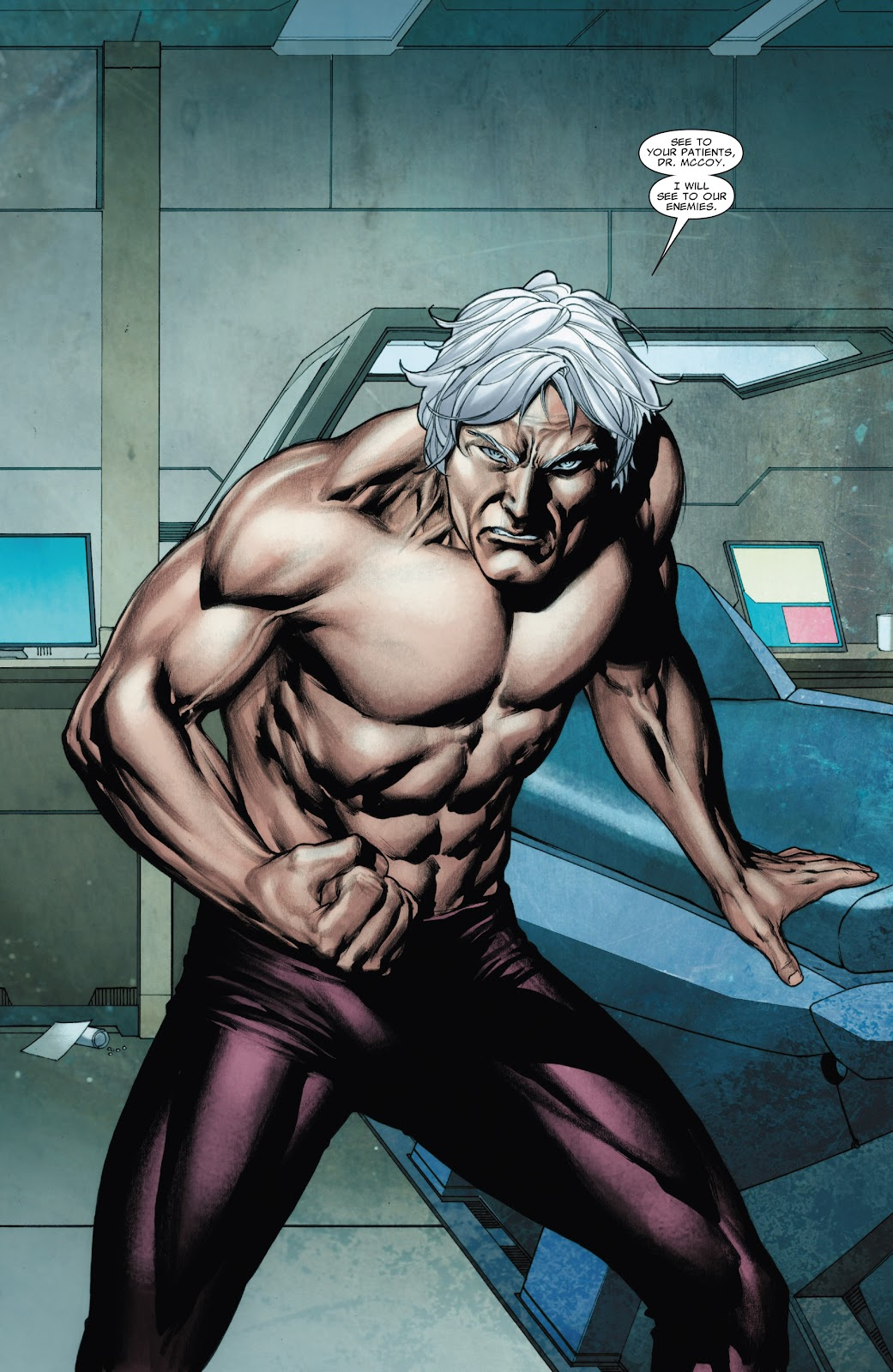 Read online X-Men: Second Coming comic -  Issue # _TPB (Part 3) - 72