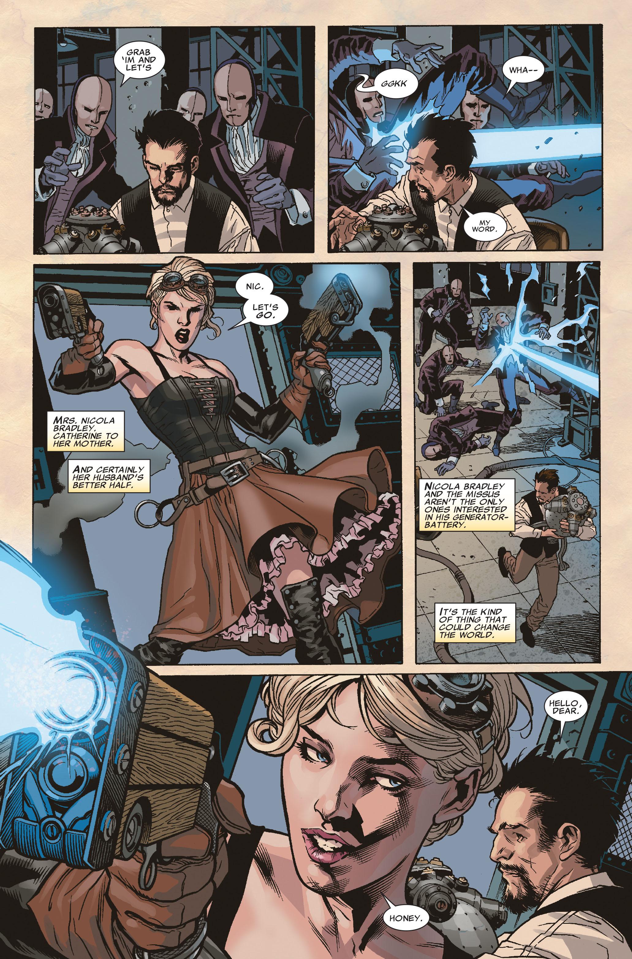 Read online Uncanny X-Men (1963) comic -  Issue #512 - 7