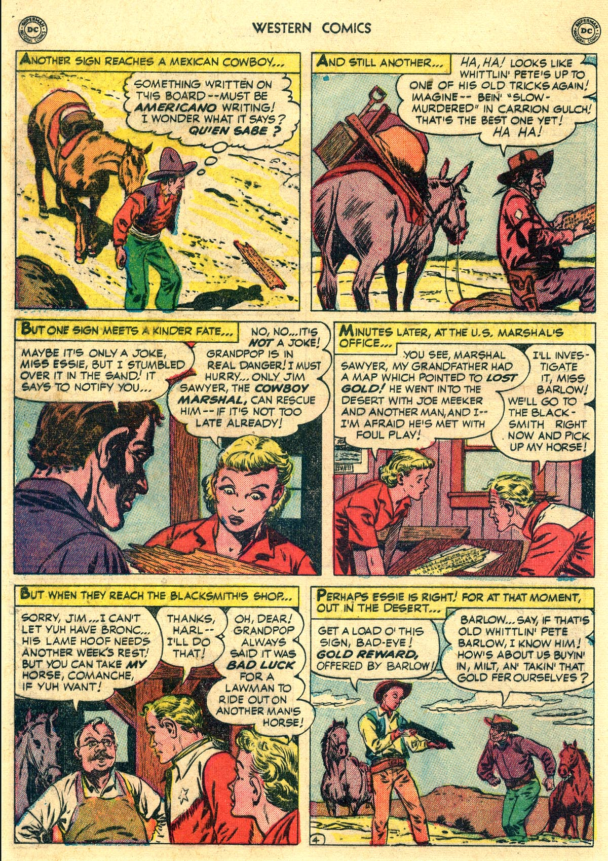 Western Comics issue 19 - Page 42