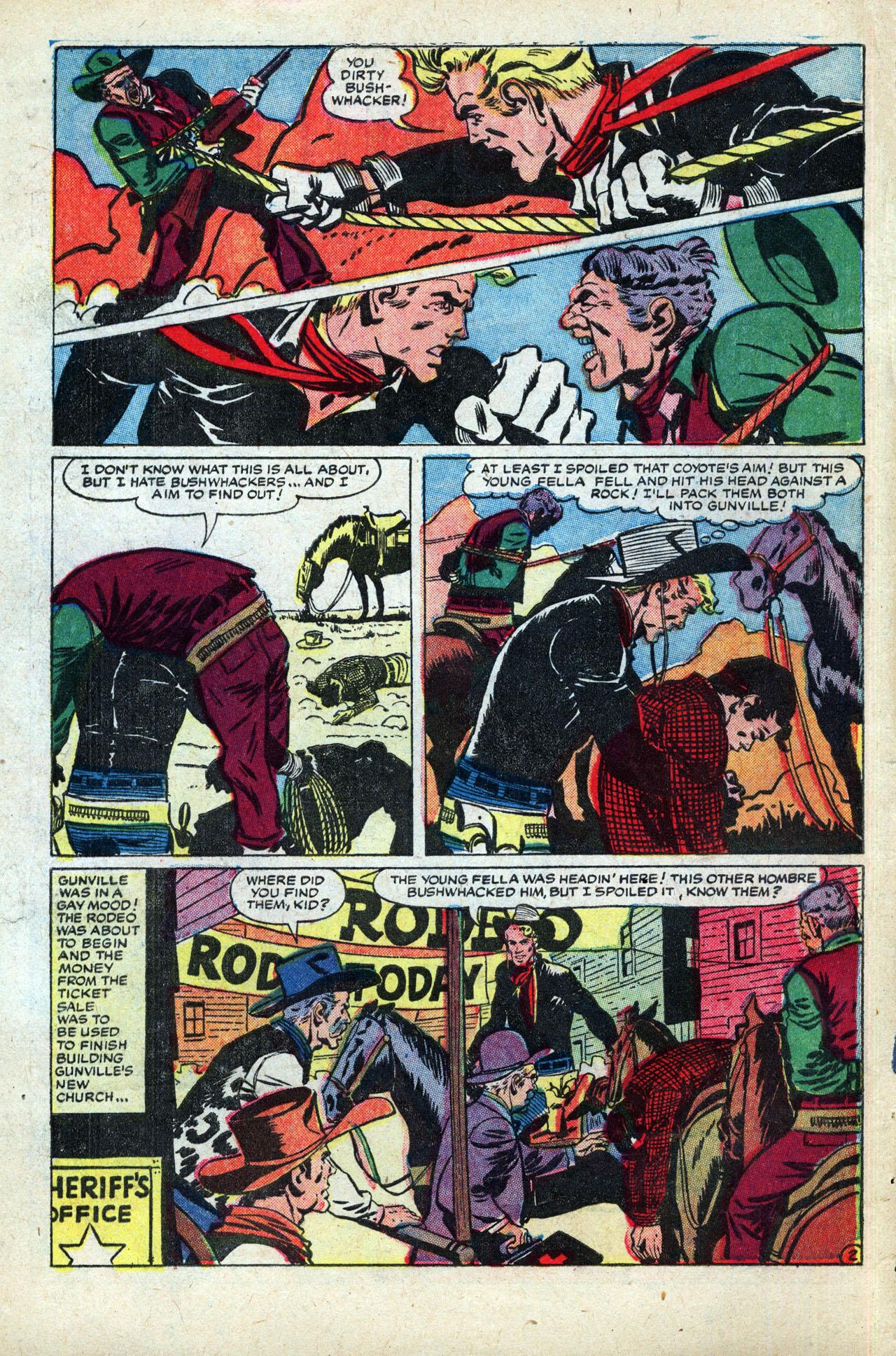 Read online Two-Gun Kid comic -  Issue #27 - 4