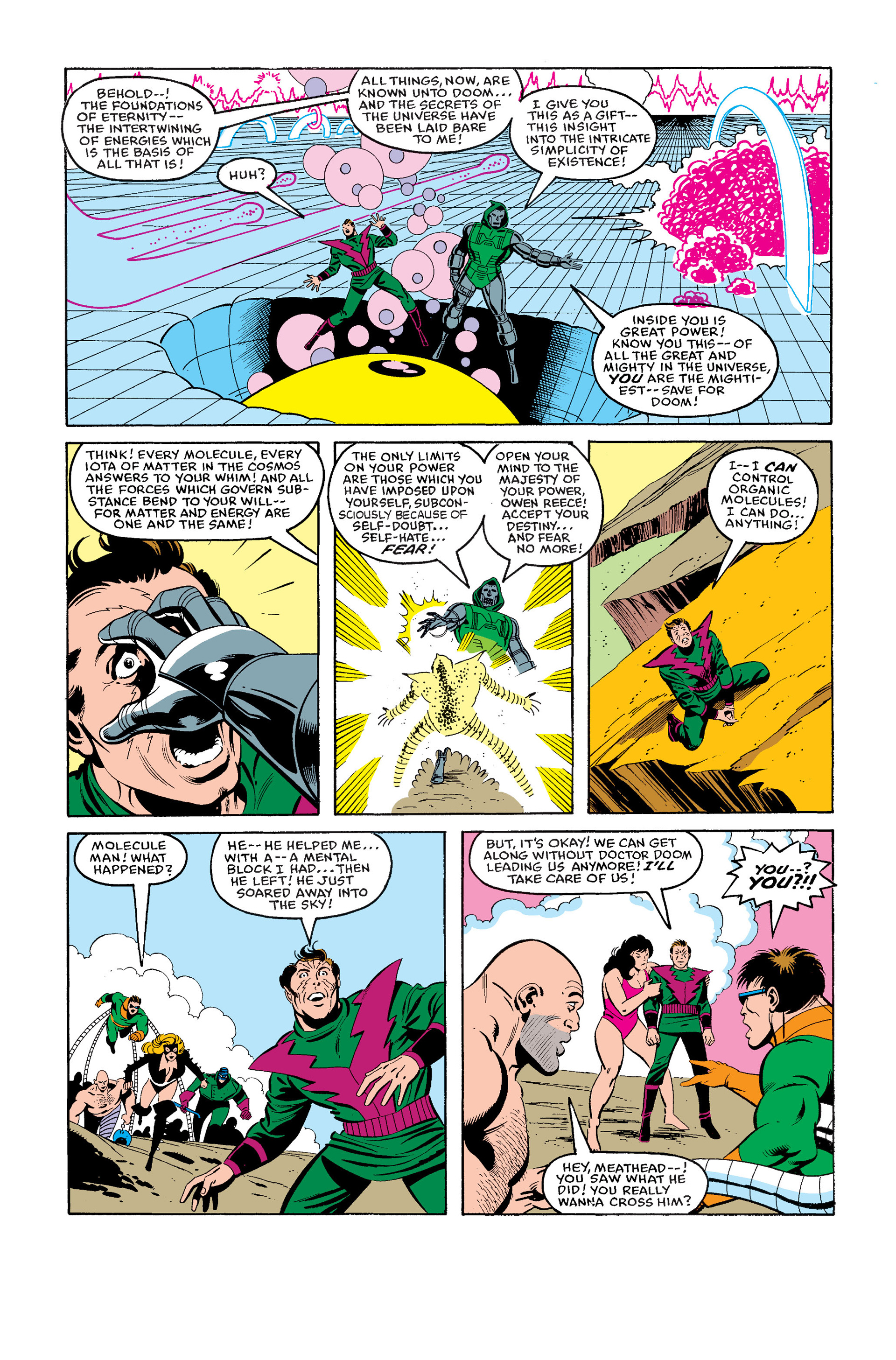 Read online Secret Wars (1985) comic -  Issue #11 - 6