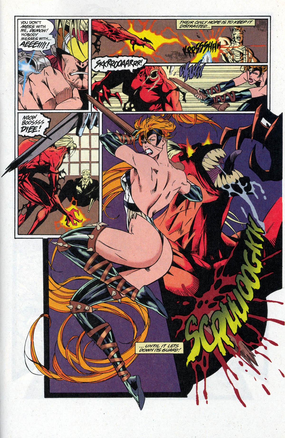 Read online Artemis: Requiem comic -  Issue #2 - 30