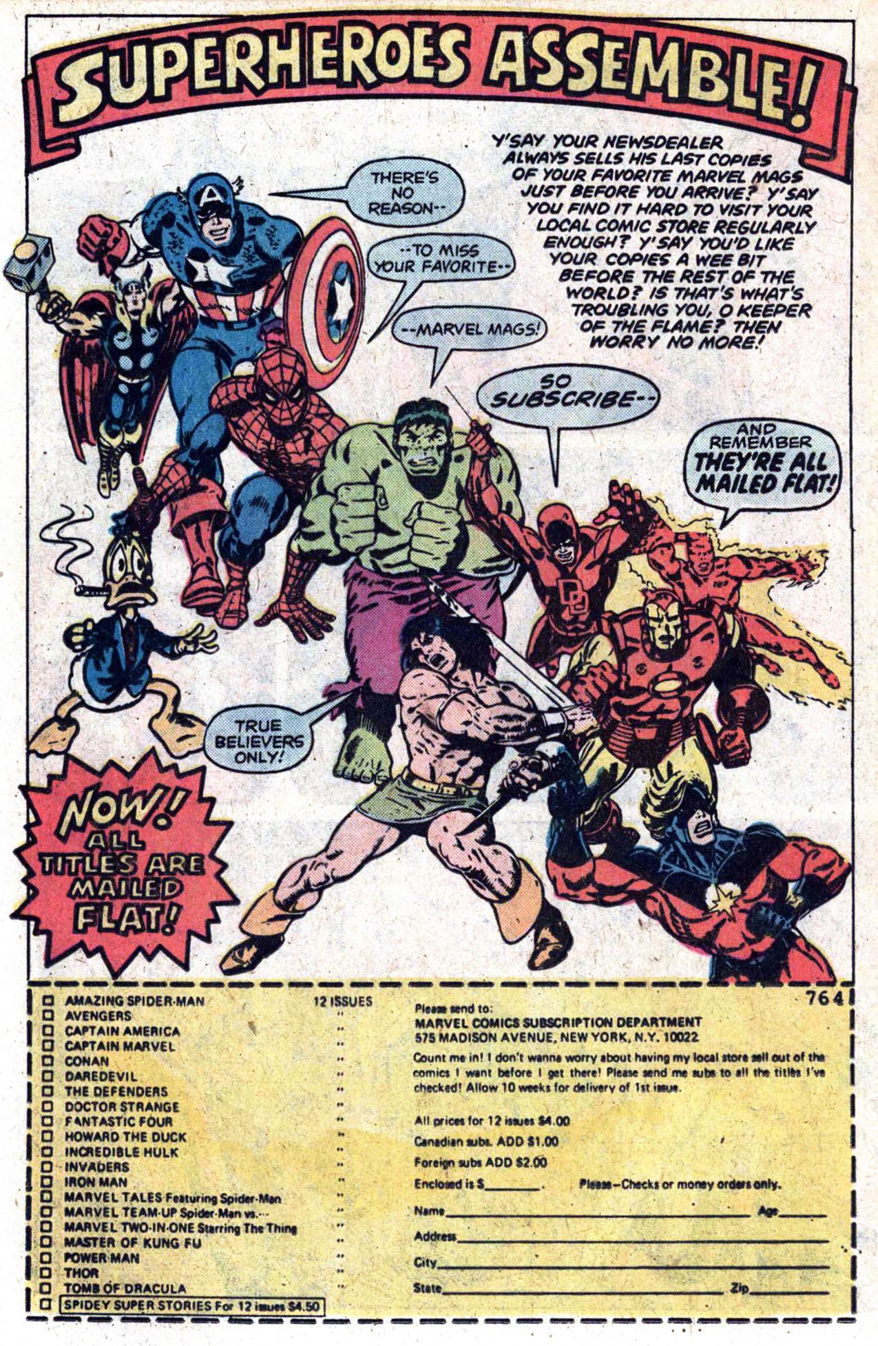 Read online Amazing Adventures (1970) comic -  Issue #39 - 19