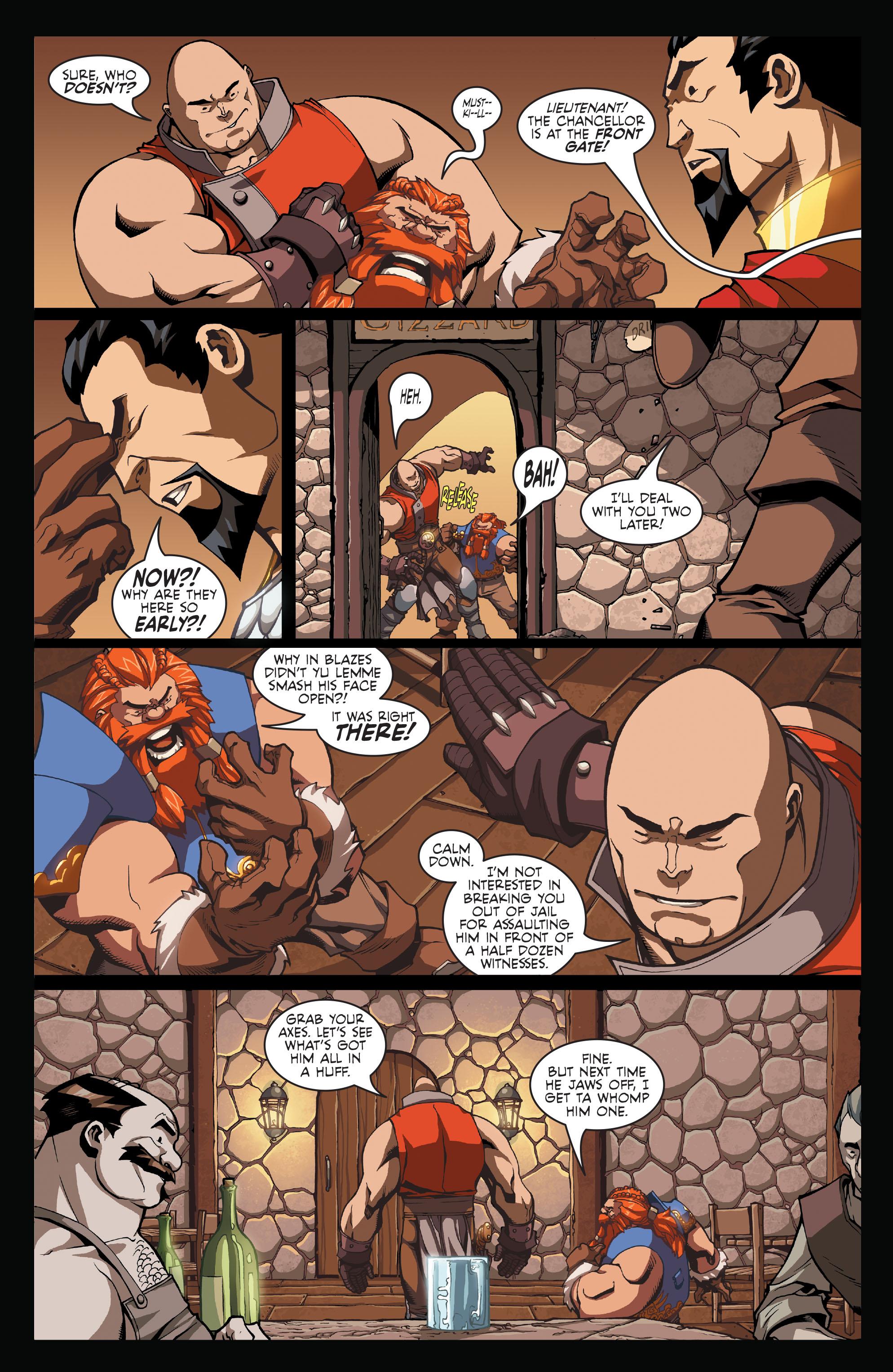 Read online Skullkickers comic -  Issue #1 - 10