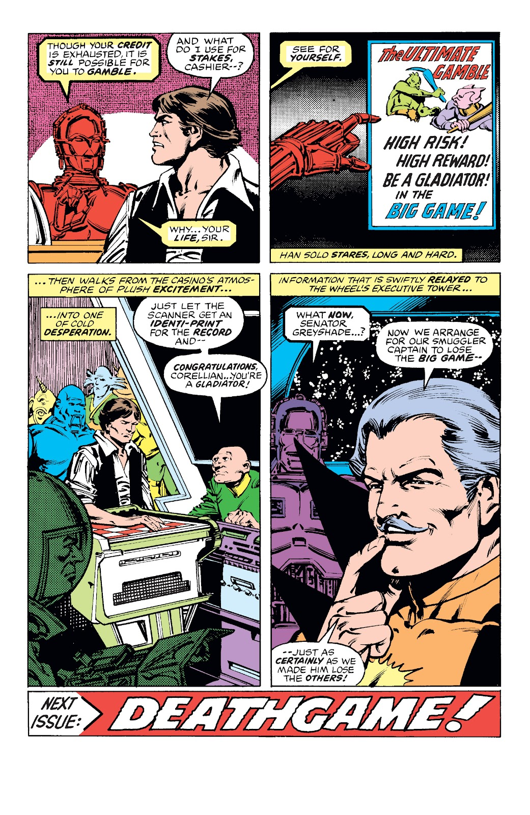 Read online Star Wars Legends: The Original Marvel Years - Epic Collection comic -  Issue # TPB 1 (Part 4) - 50