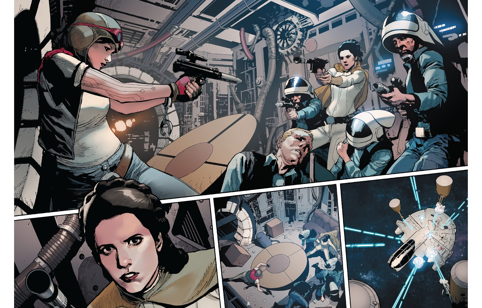 Read online The Marvel Art of Star Wars comic -  Issue # TPB (Part 1) - 93