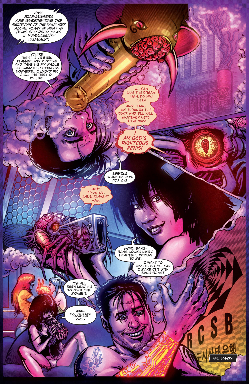 Read online Ballistic (2013) comic -  Issue #1 - 18