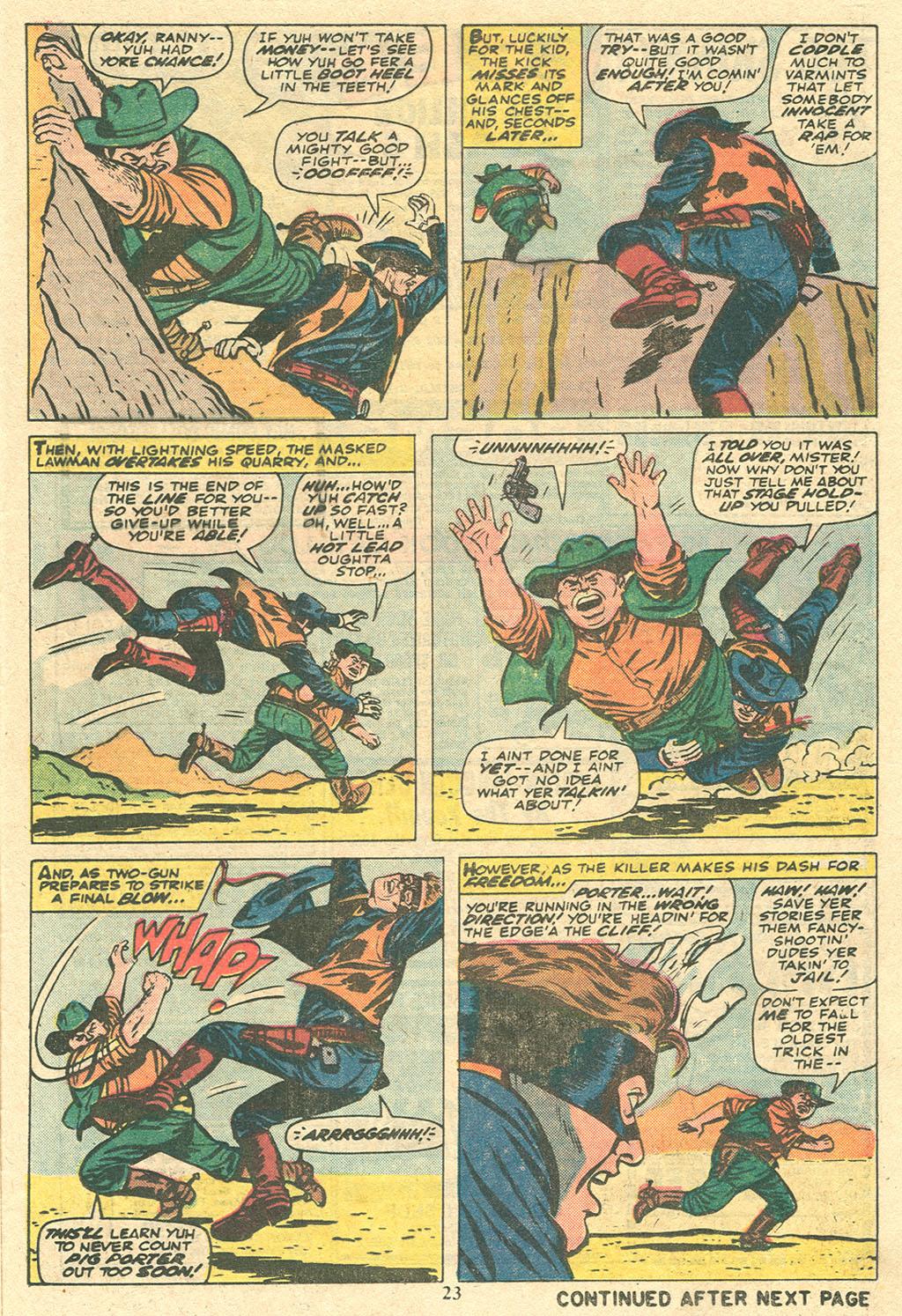 Read online Two-Gun Kid comic -  Issue #117 - 24
