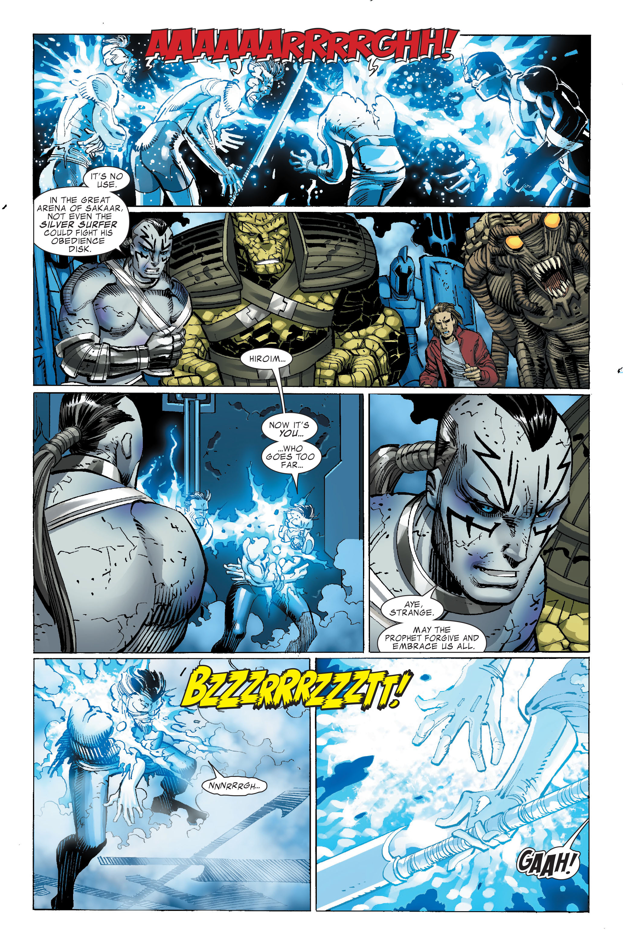 Read online World War Hulk comic -  Issue #4 - 24