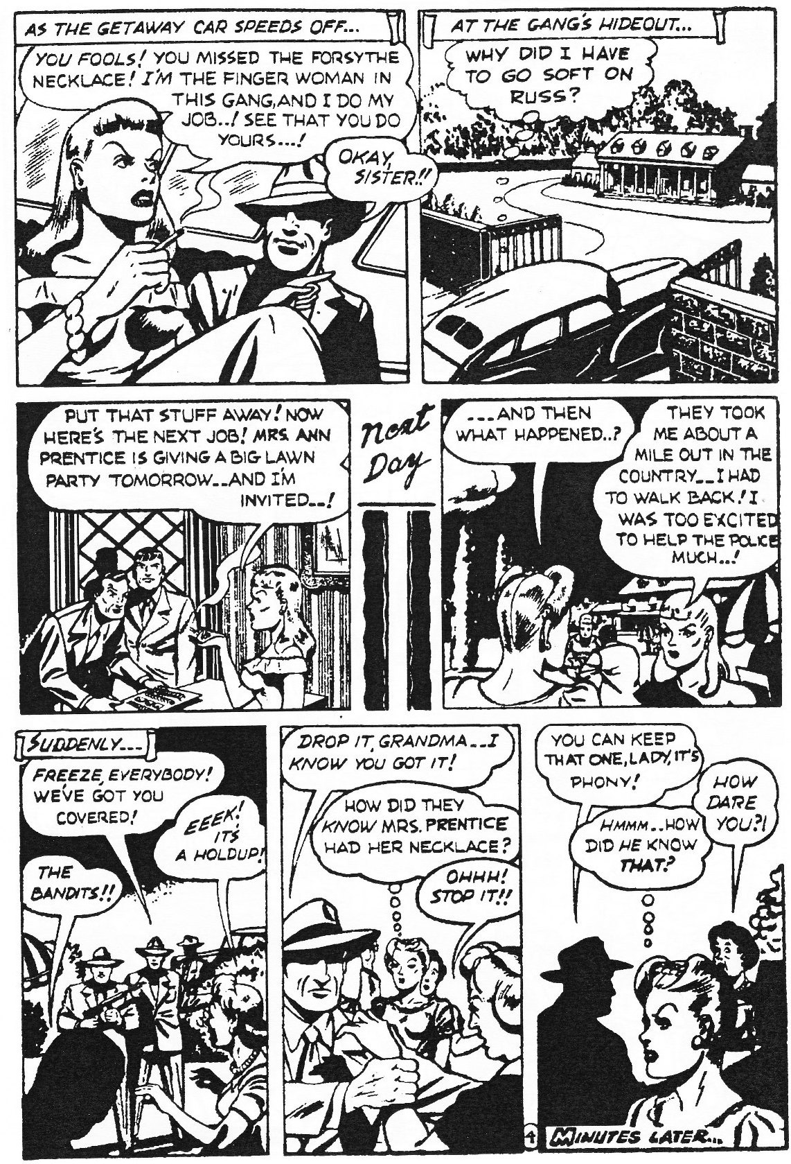 Read online Men of Mystery Comics comic -  Issue #82 - 14