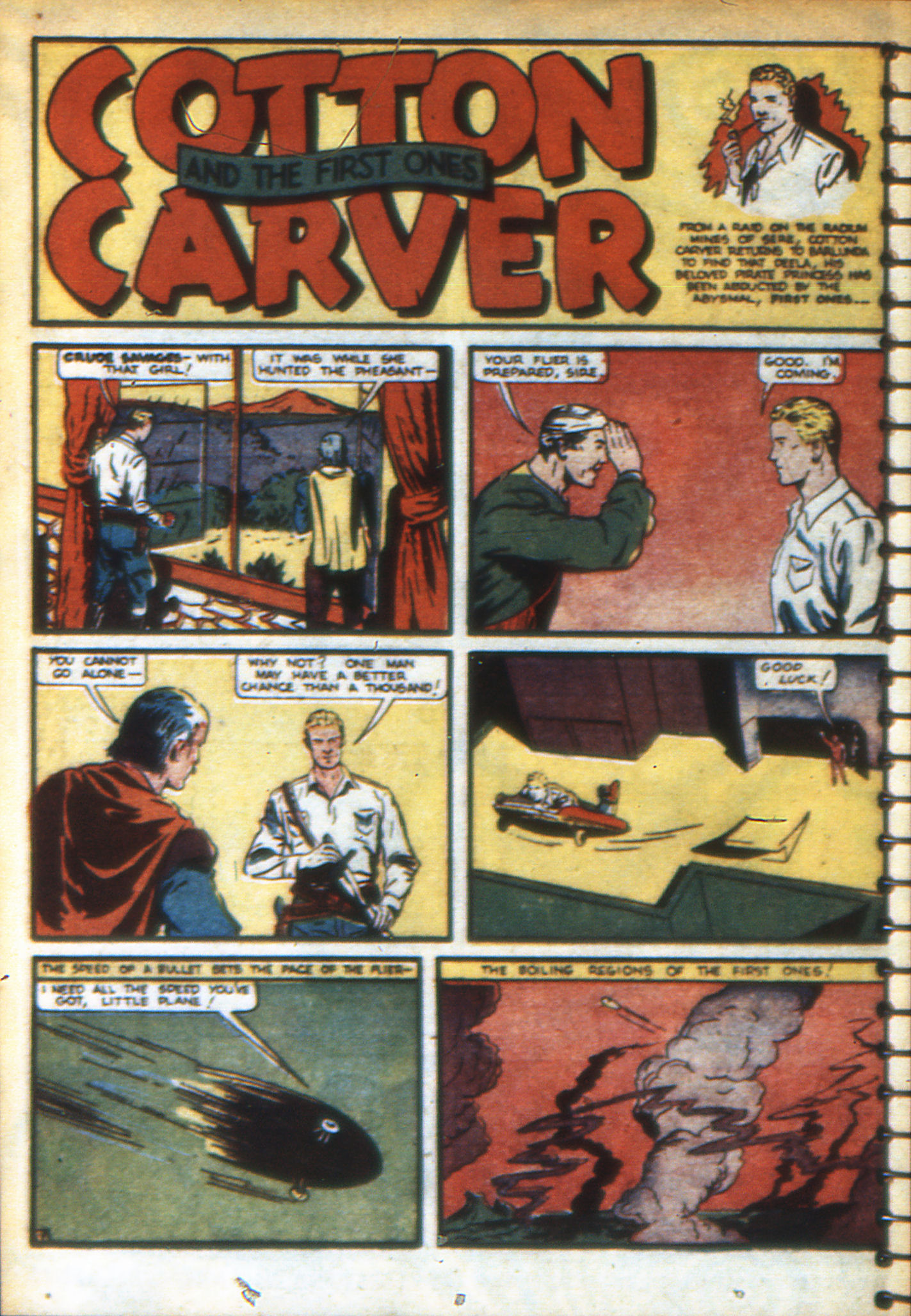 Read online Adventure Comics (1938) comic -  Issue #47 - 61