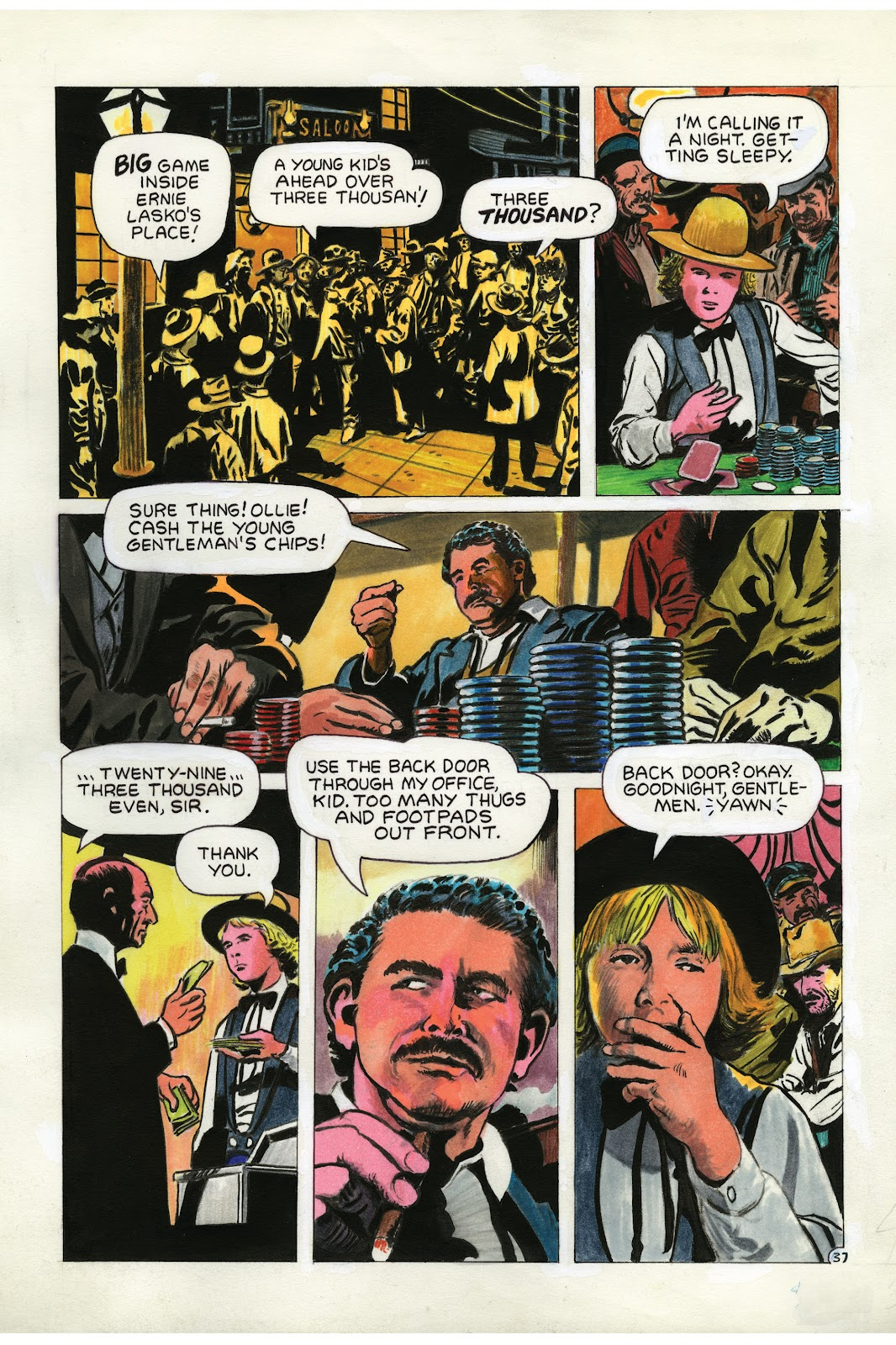 Read online Doug Wildey's Rio: The Complete Saga comic -  Issue # TPB (Part 2) - 72