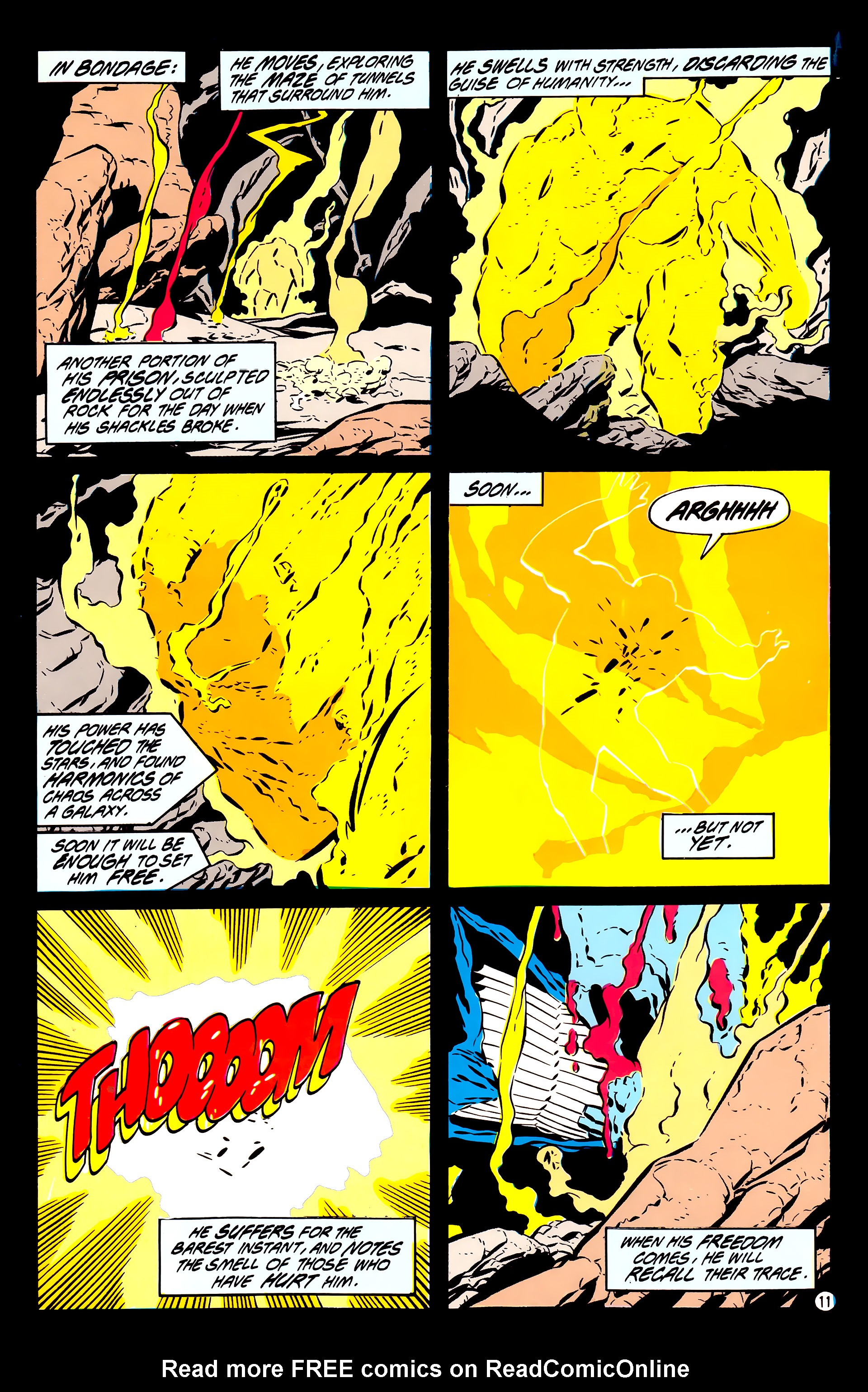 Legion of Super-Heroes (1984) 61 Page 11