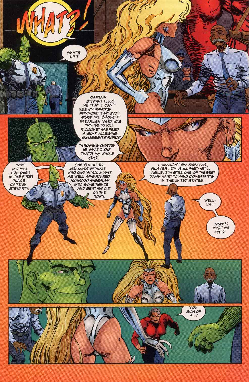 The Savage Dragon (1993) Issue #5 #7 - English 7