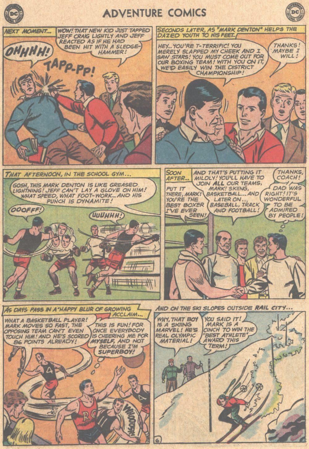 Read online Adventure Comics (1938) comic -  Issue #305 - 7