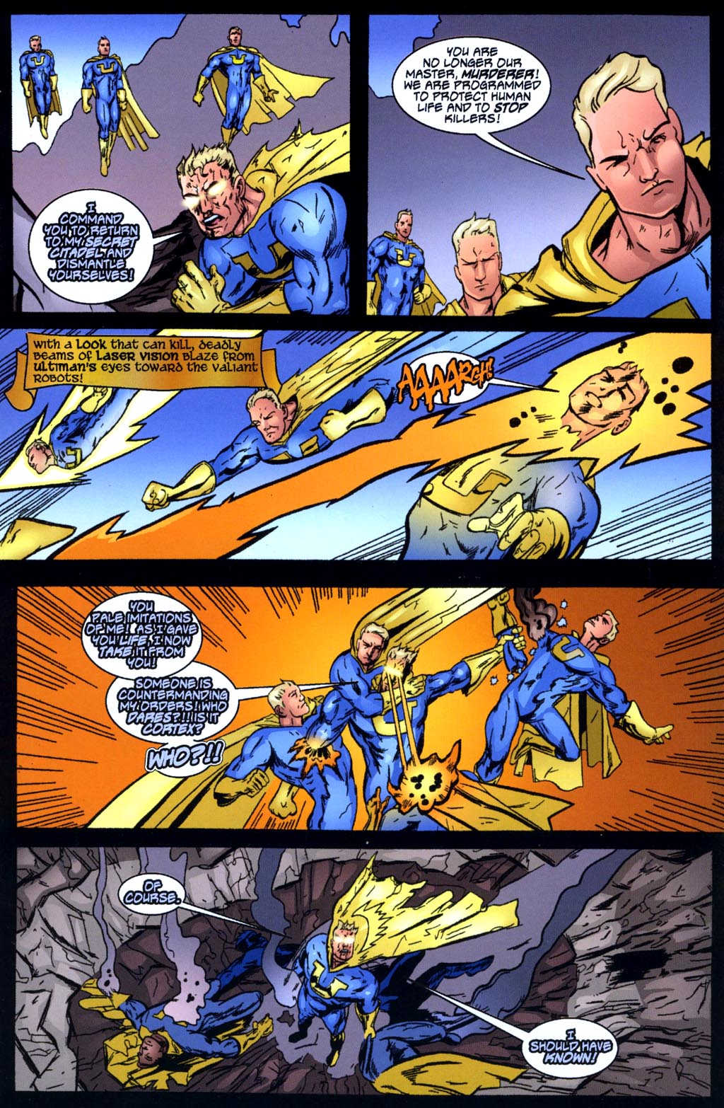 Read online Big Bang: Round Table of America comic -  Issue # Full - 18