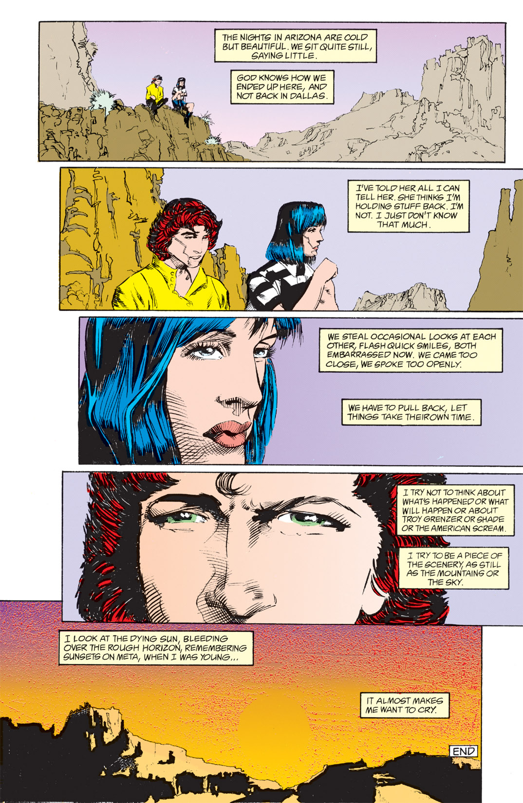 Read online Shade, the Changing Man comic -  Issue #4 - 26