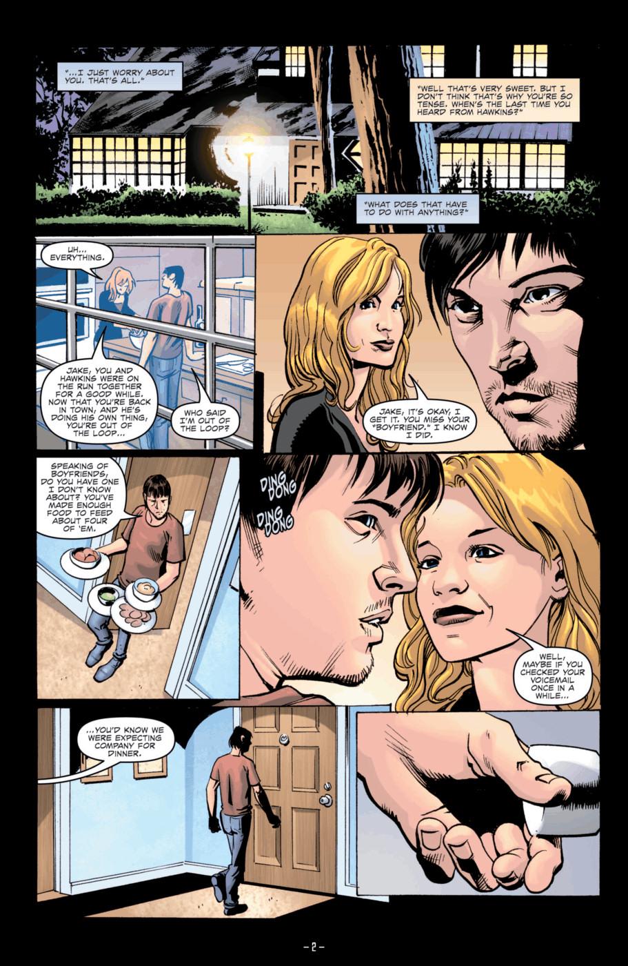 Read online Jericho Season 4 comic -  Issue #2 - 4