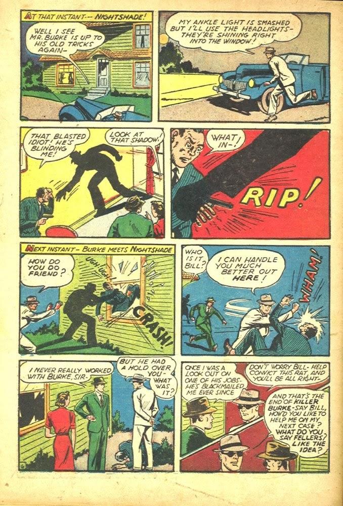 Read online Amazing Man Comics comic -  Issue #25 - 66