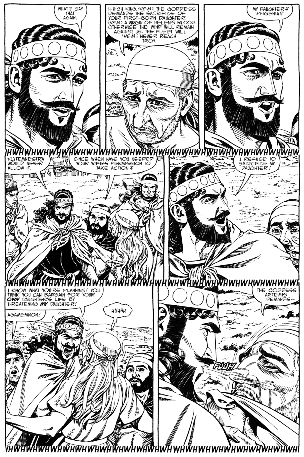 Age of Bronze issue 17 - Page 3