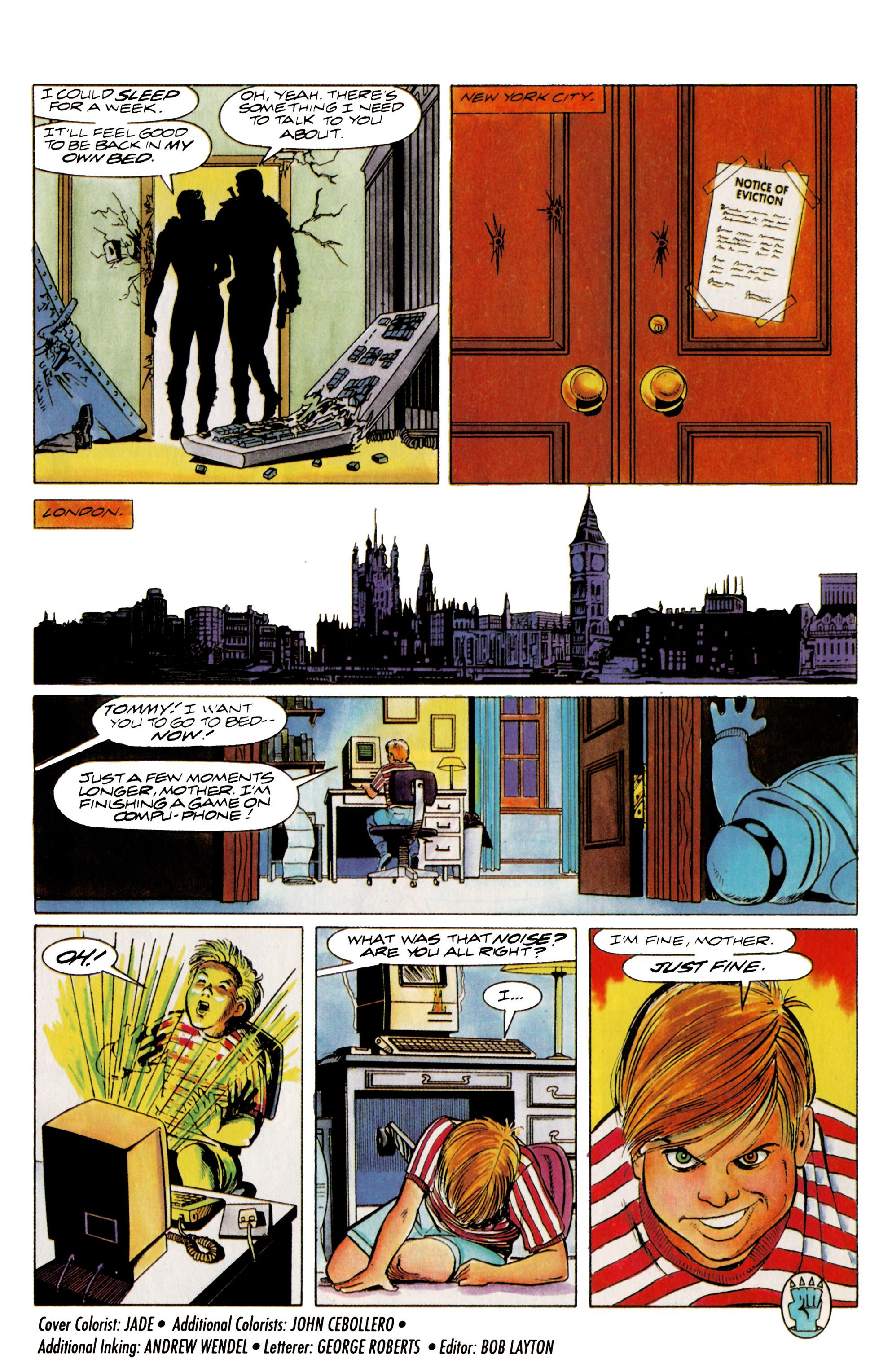 Read online Eternal Warrior (1992) comic -  Issue #14 - 22